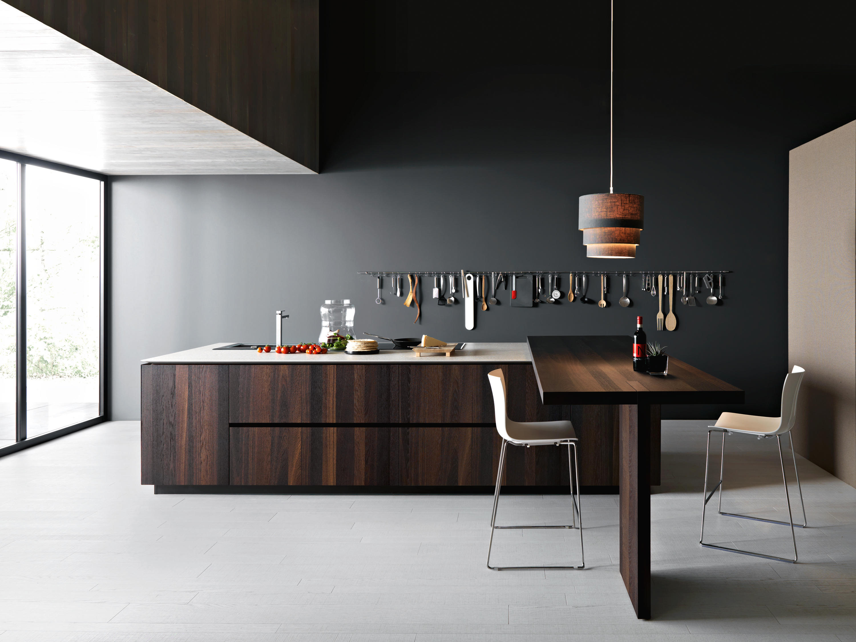 Elle composition 4 fitted kitchens from cesar for Map arredamenti