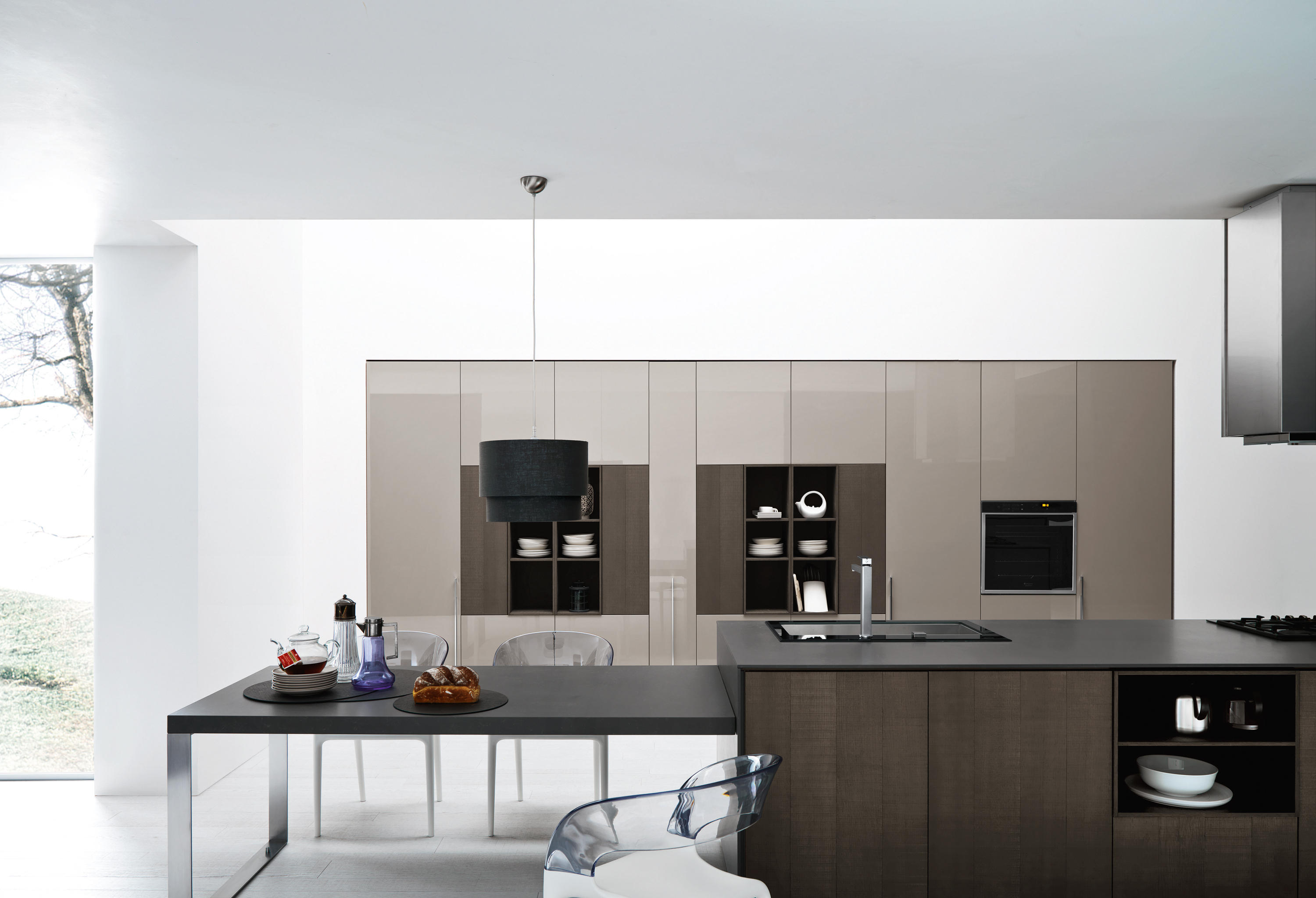 kalea composition 3 fitted kitchens from cesar