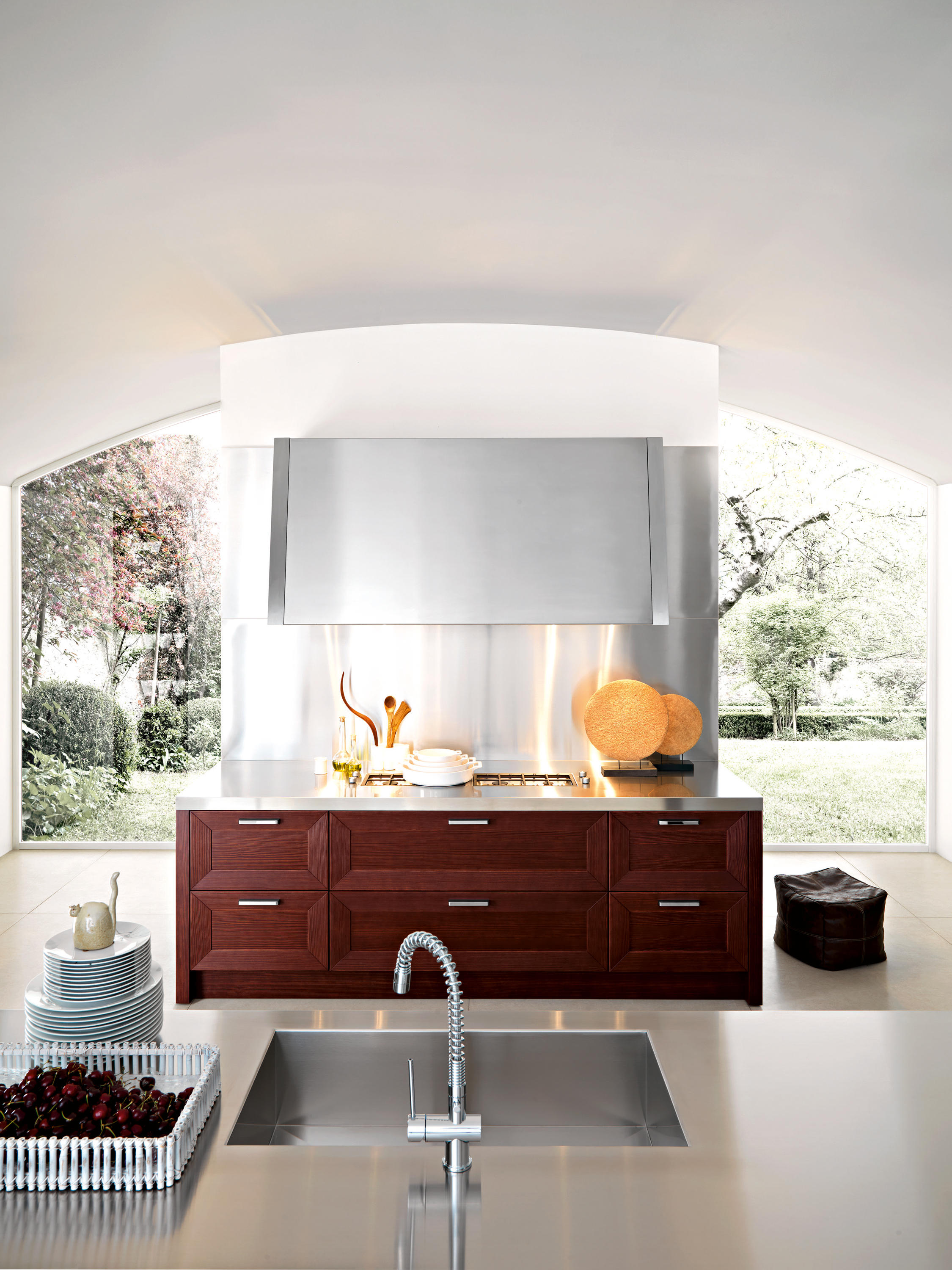 Cesar Kitchens Noa  Composition 1  Fitted Kitchens From Cesar Arredamenti