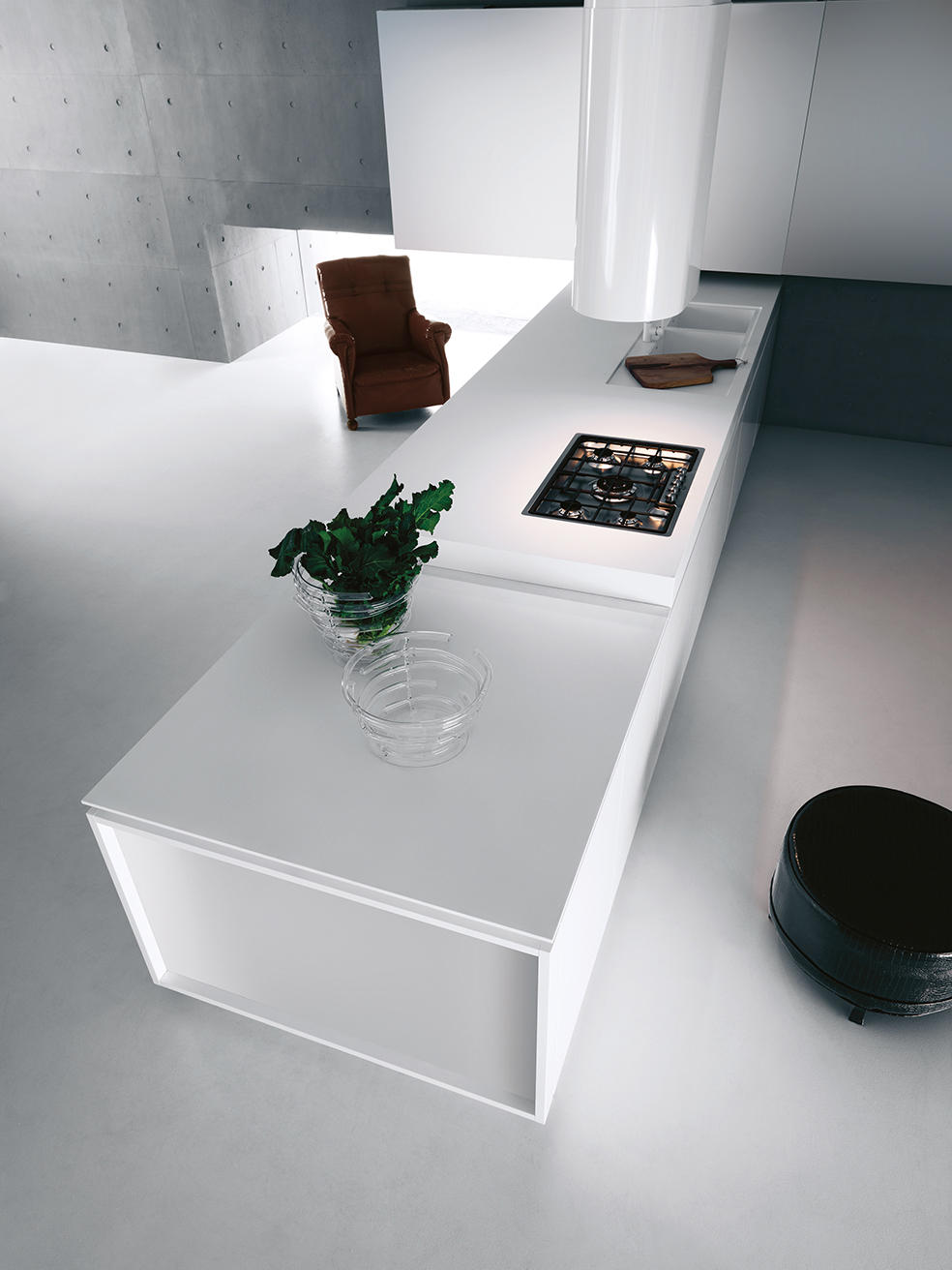 ... Yara | Composition 1 By Cesar Arredamenti | Fitted Kitchens ...