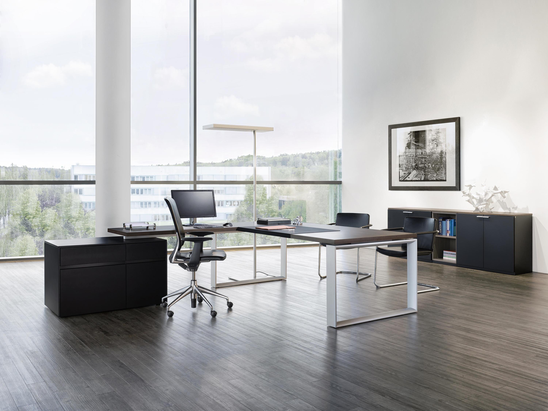 sono table bureaux de direction de renz architonic. Black Bedroom Furniture Sets. Home Design Ideas