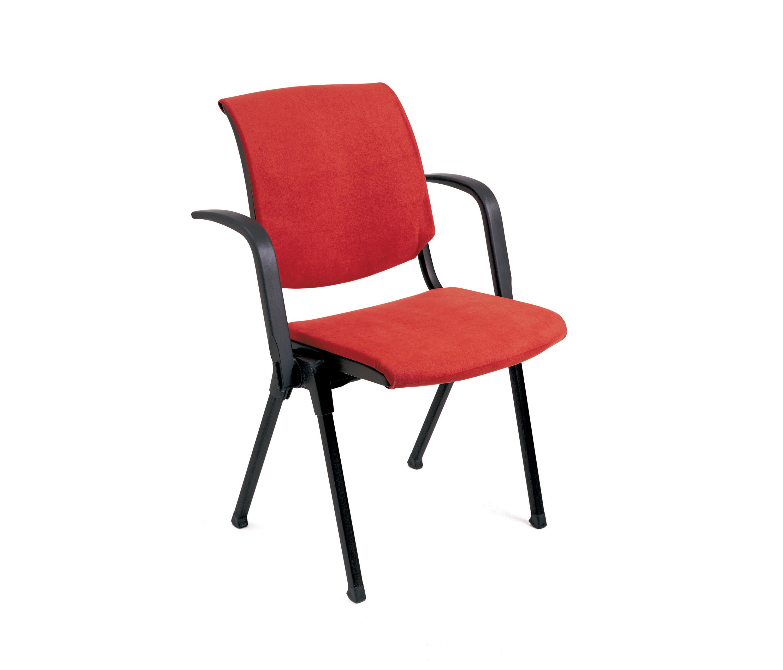 h g conventio 9511 meeting chairs besucherst hle von sb. Black Bedroom Furniture Sets. Home Design Ideas