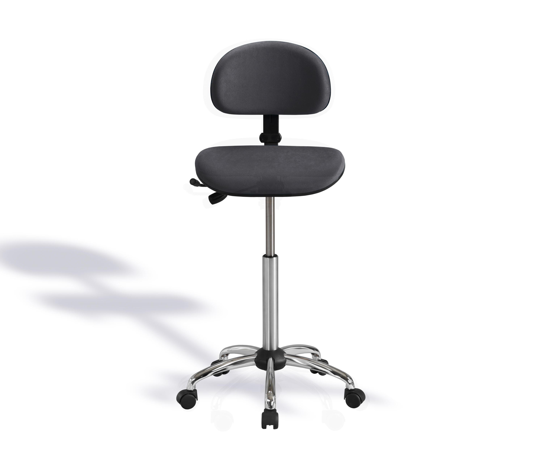 Rh support 4521 sillas de trabajo altas de flokk - Sillas altas ...