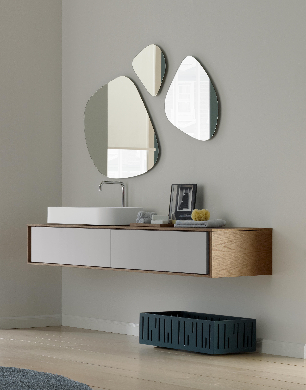Stone Shape Mirrors By CODIS BATH