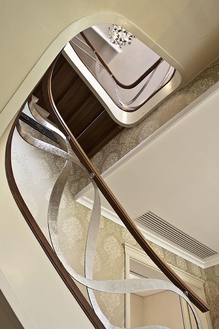 Dubai Wood Stairs From Siller Treppen Architonic