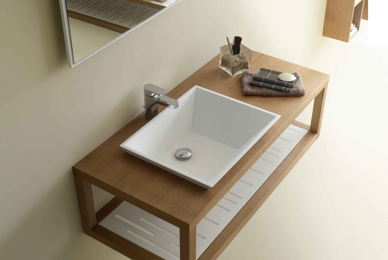 Zen corian lavabo lavabos de codis bath architonic - Lavabos de corian ...