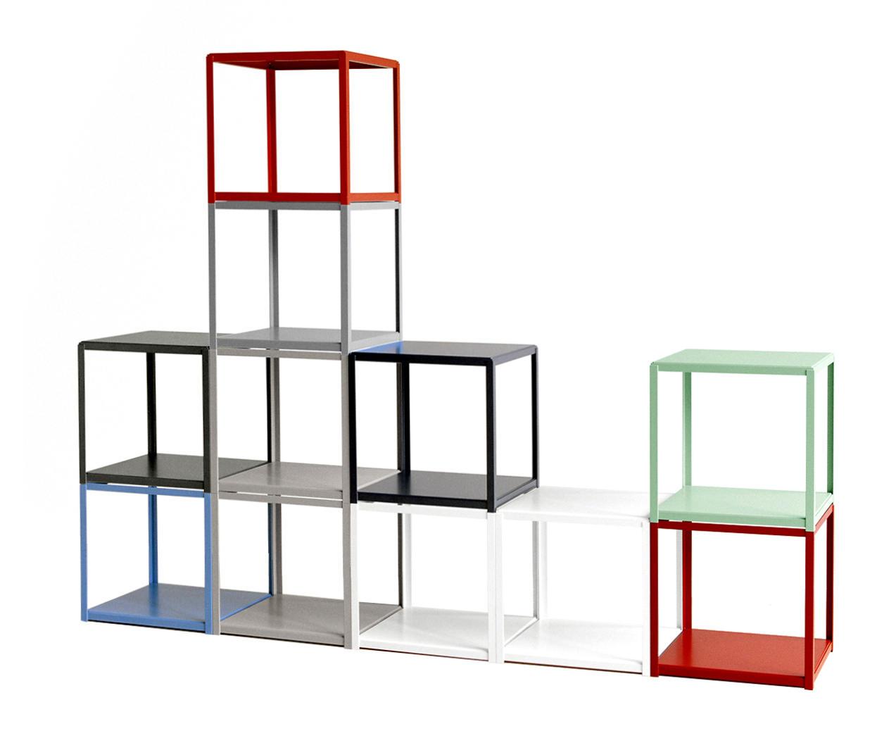 fortyforty regalmodule von e15 architonic. Black Bedroom Furniture Sets. Home Design Ideas