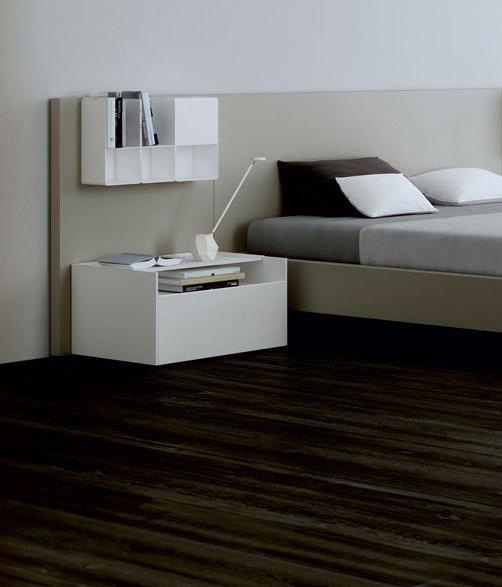 indigo bedside table nachttische von arlex design architonic. Black Bedroom Furniture Sets. Home Design Ideas