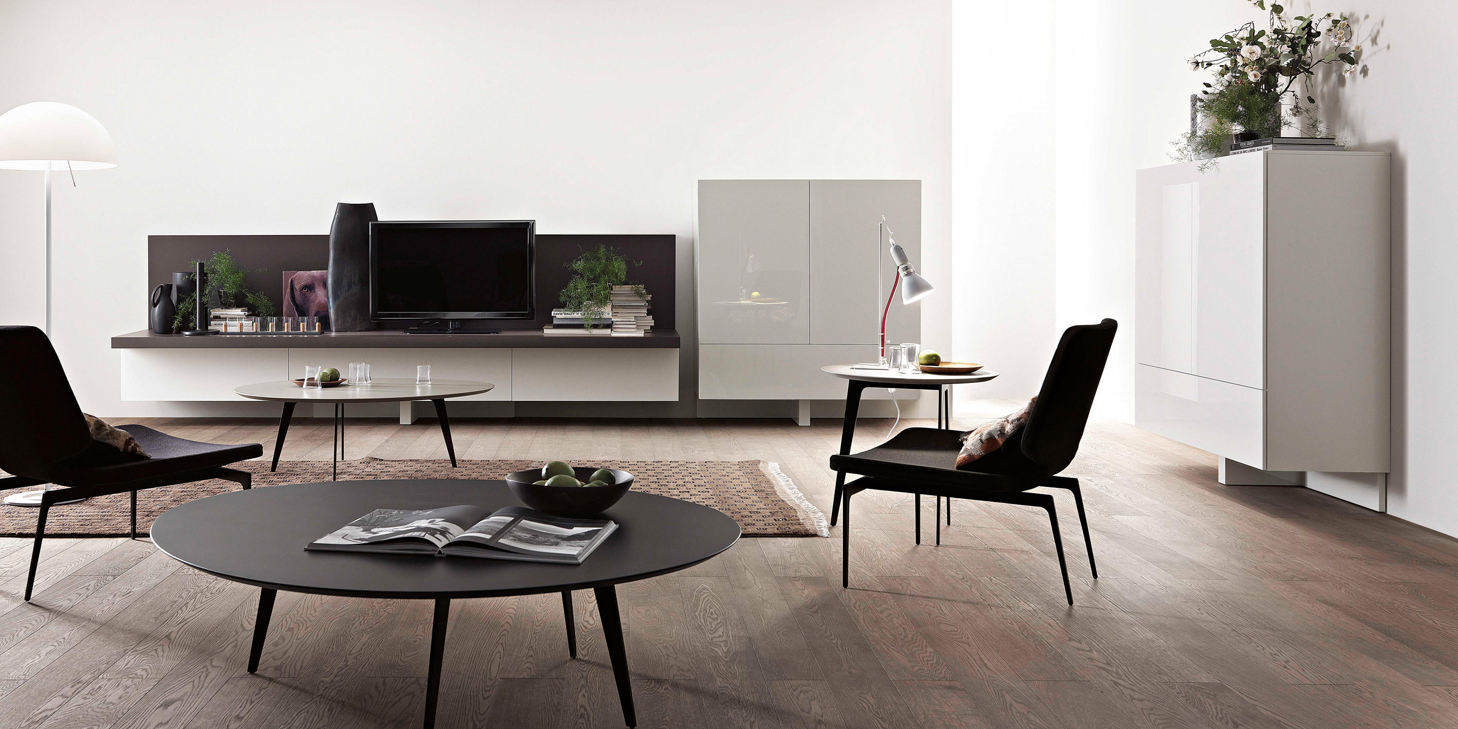 T030 wall storage systems from lema architonic for Living design contemporain