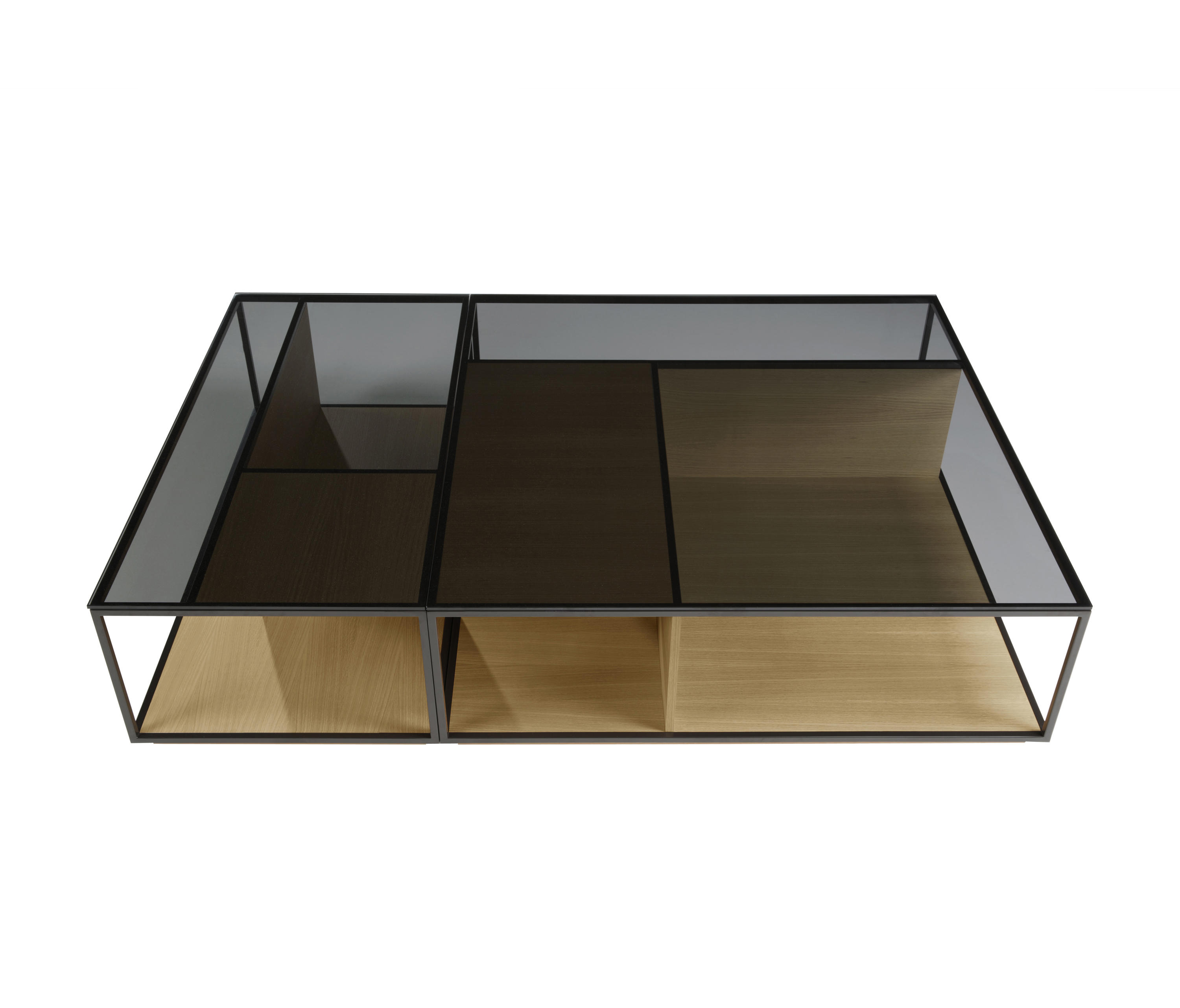 Rectangular coffee table at home and interior design ideas ideal rita by kendo mobiliario coffee tables geotapseo Choice Image