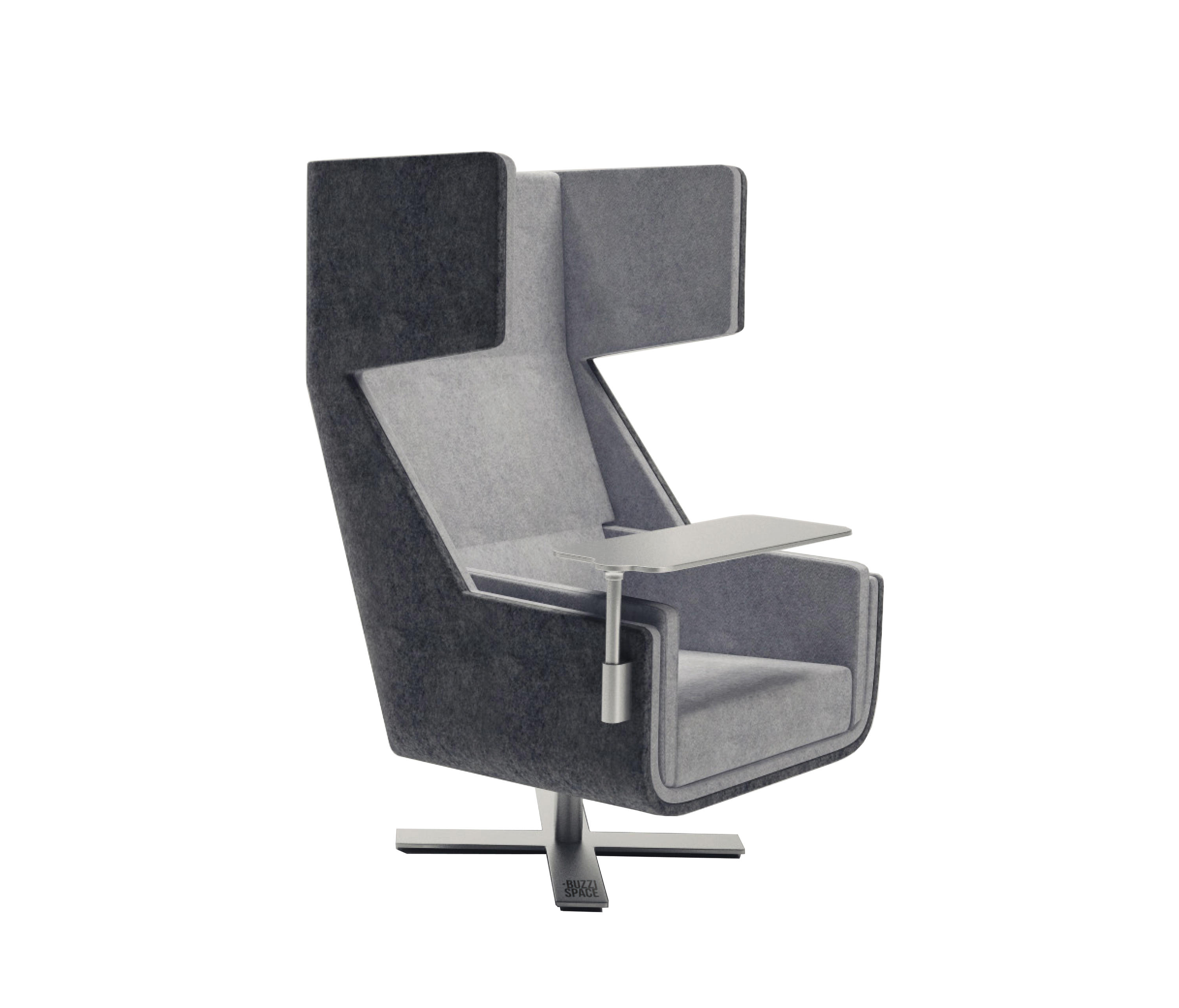 Rama for palau 2016 lounge chair - Buzzime Hotdesking Temporary Workspaces Buzzispace