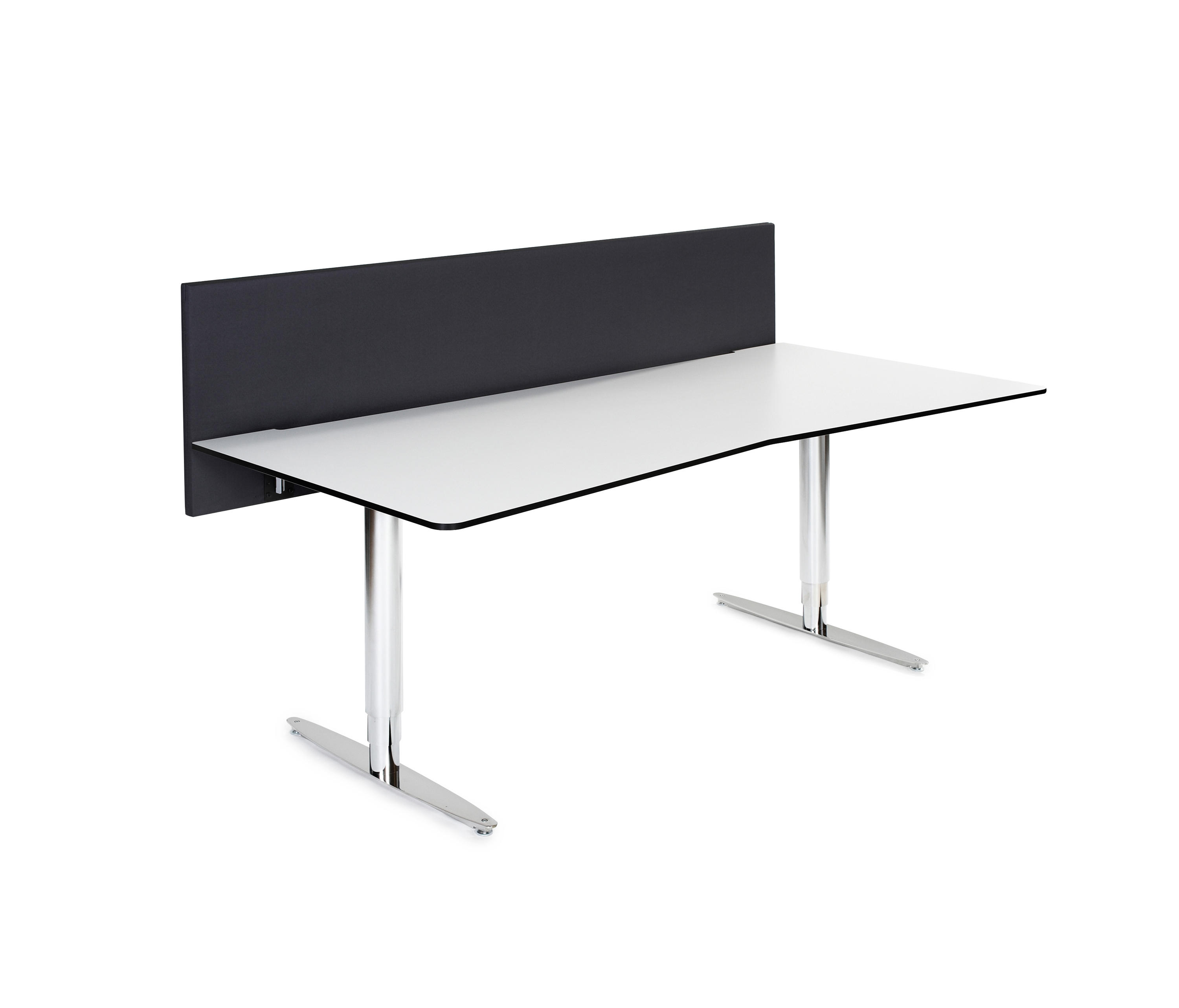 DELTA FLEX - ELECTRIC SIT & STAND FRAME - Contract tables from ...