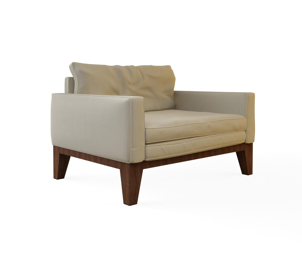 Juna Single Sofa By Nurus Armchairs