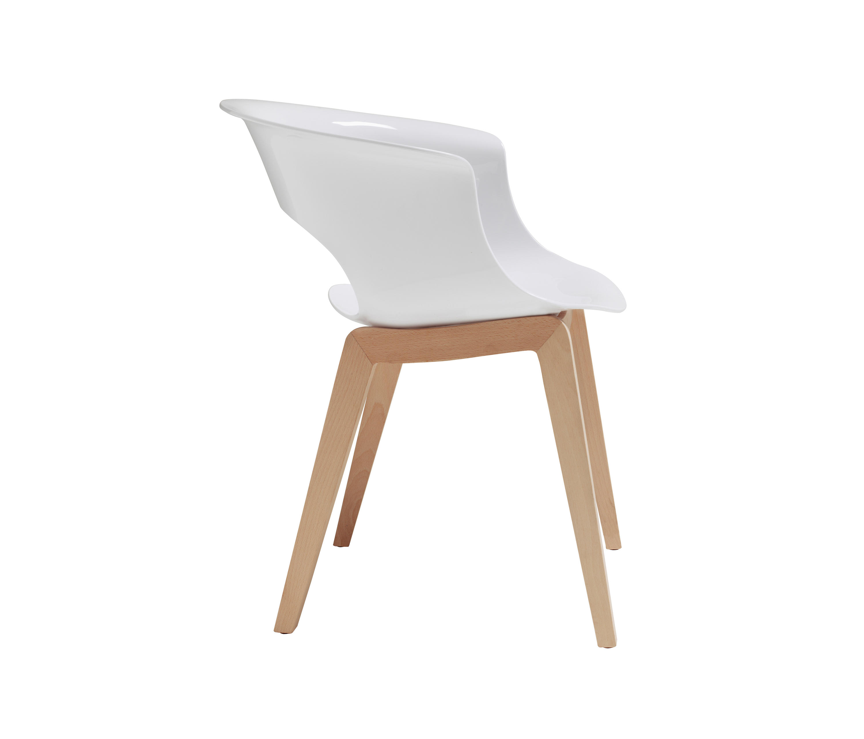NATURAL MISS B ANTISHOCK - Chaises polyvalentes de Scab Design ...