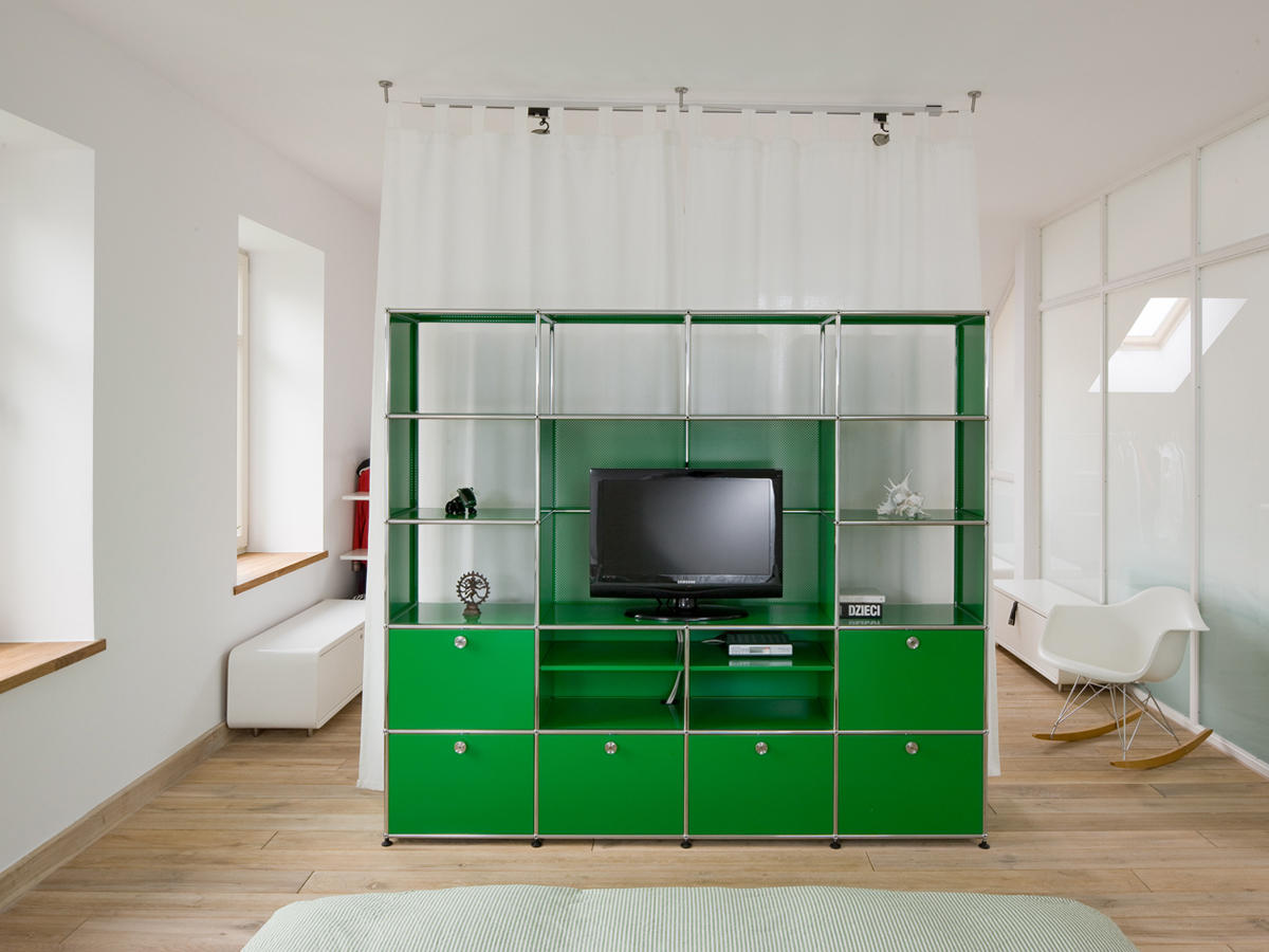 usm haller shelving shelving from usm architonic. Black Bedroom Furniture Sets. Home Design Ideas