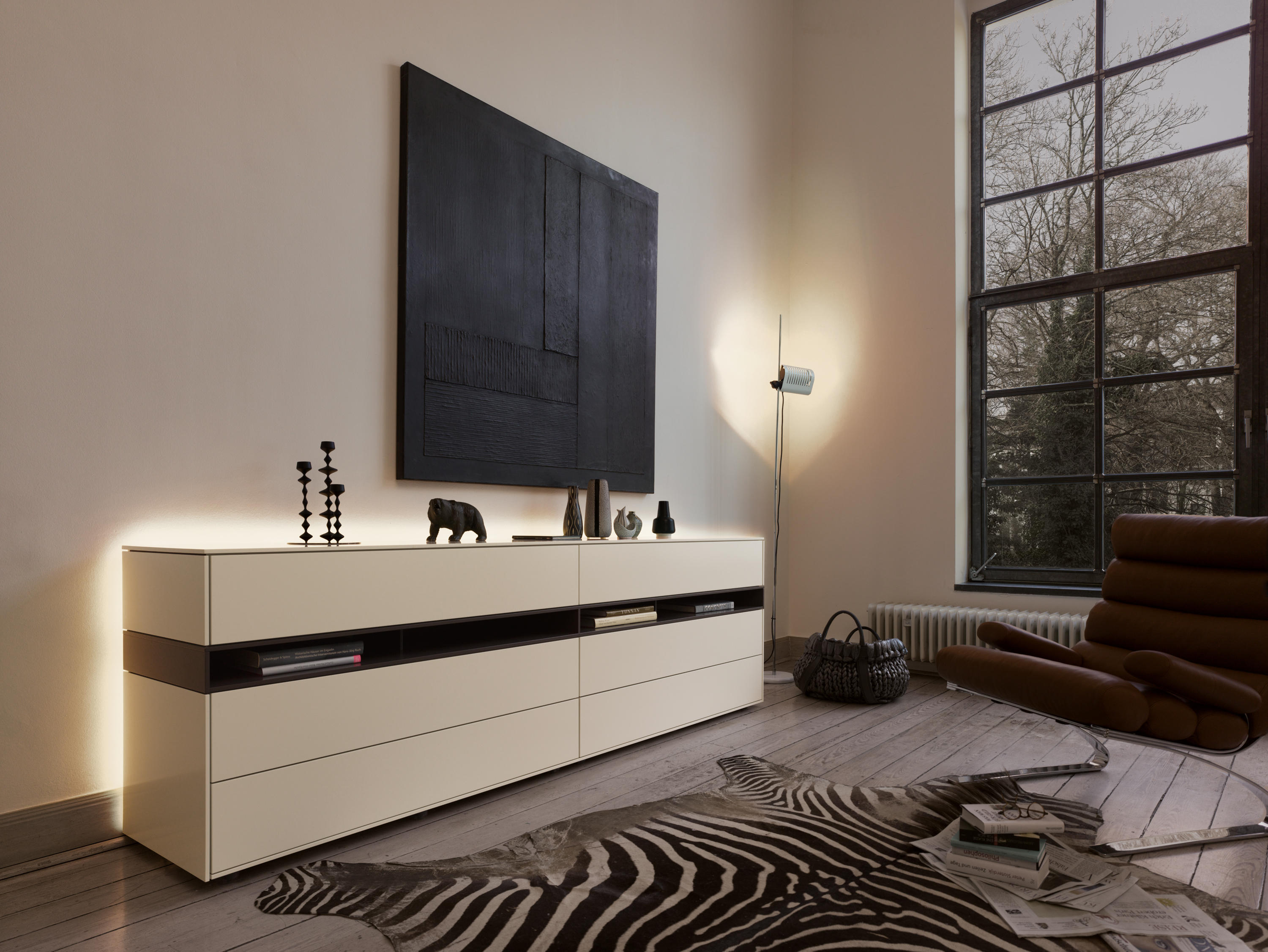 Cube fine sideboards from interl bke architonic for Sideboard raumteiler