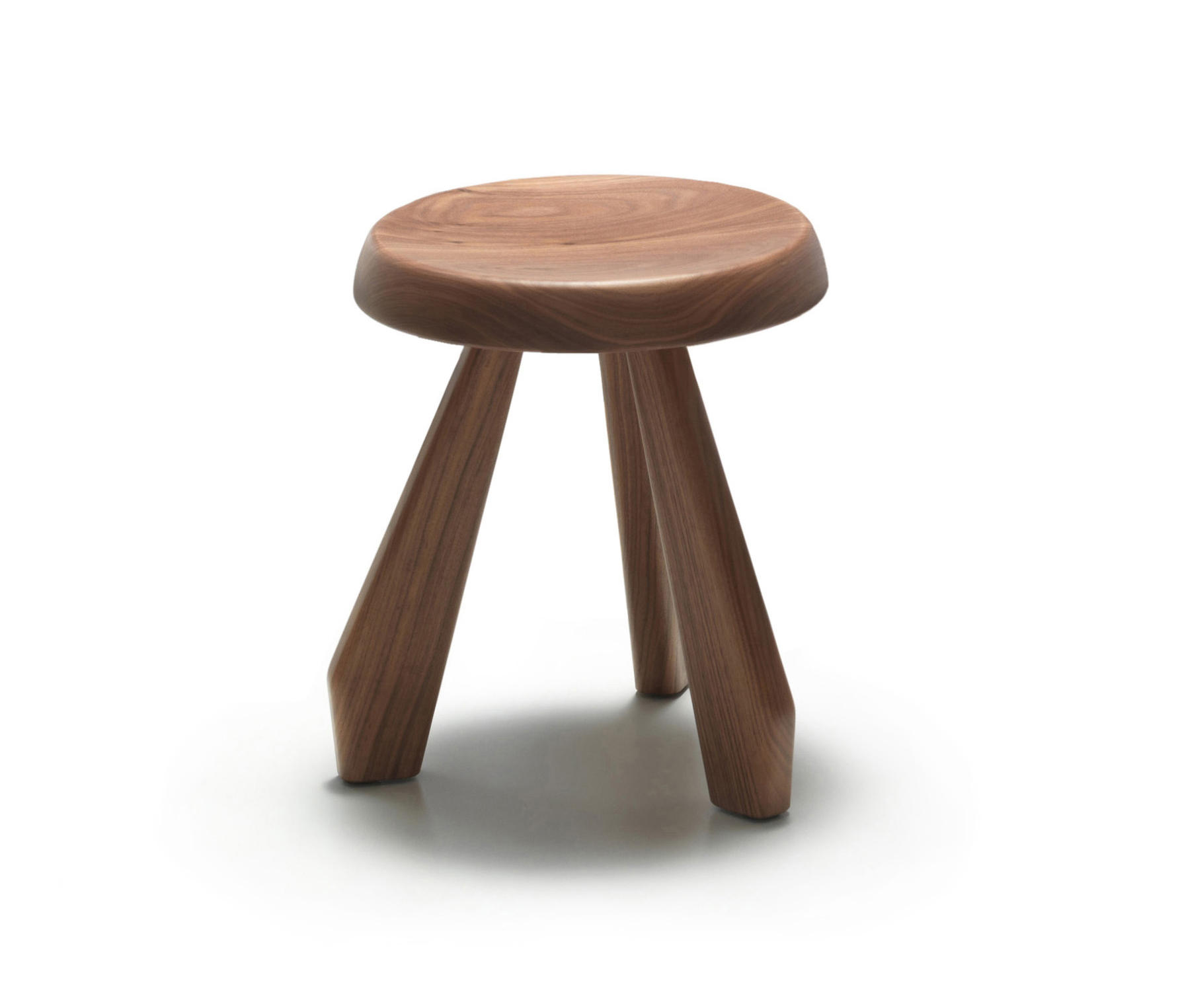 523 tabouret m ribel side tables from cassina architonic - Table bar 2 tabourets ...