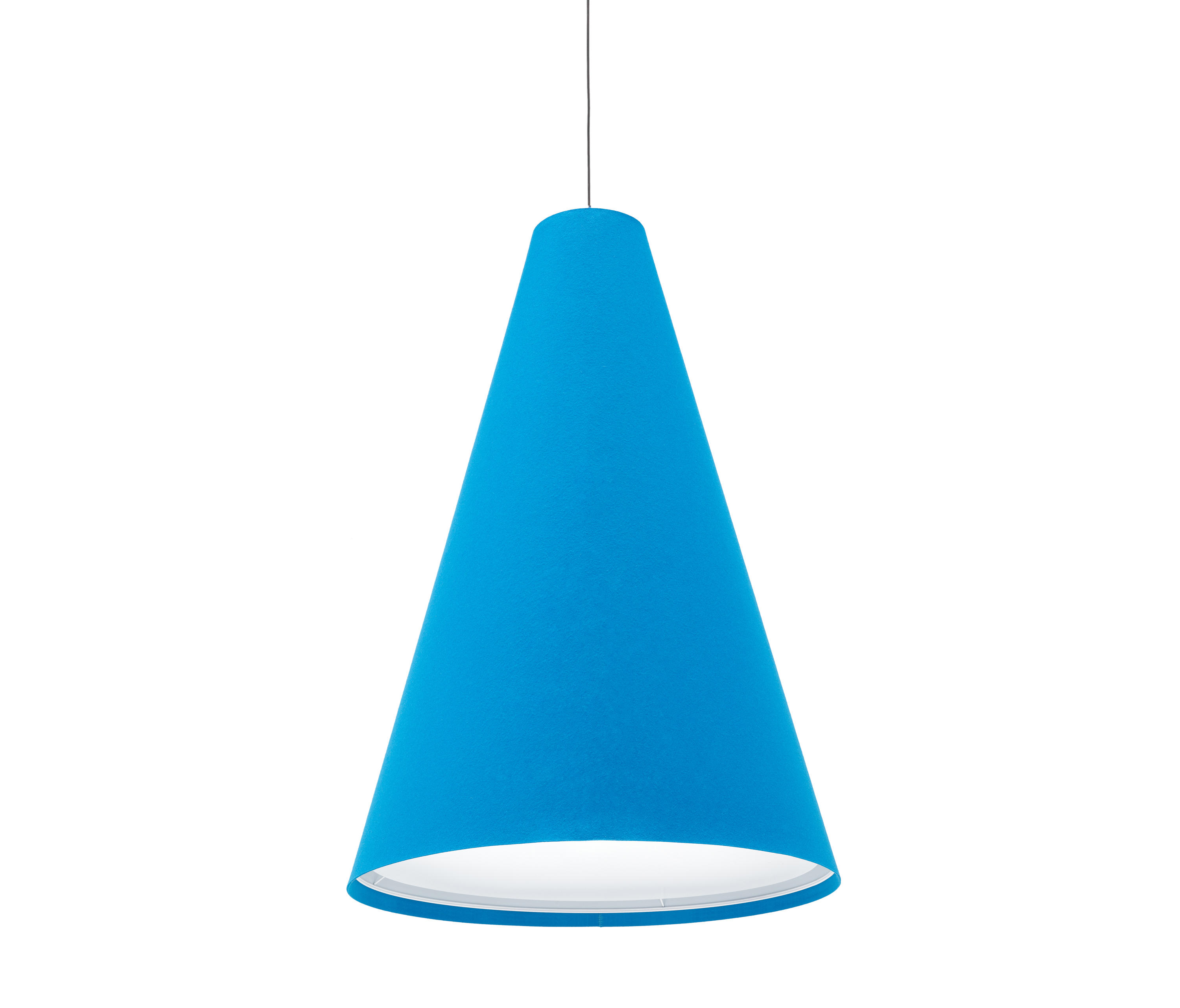 Hey light size l by hey sign suspended lights