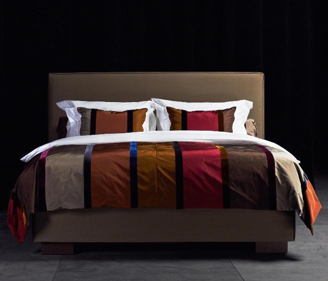 basis 25 meander lits doubles de schramm architonic. Black Bedroom Furniture Sets. Home Design Ideas