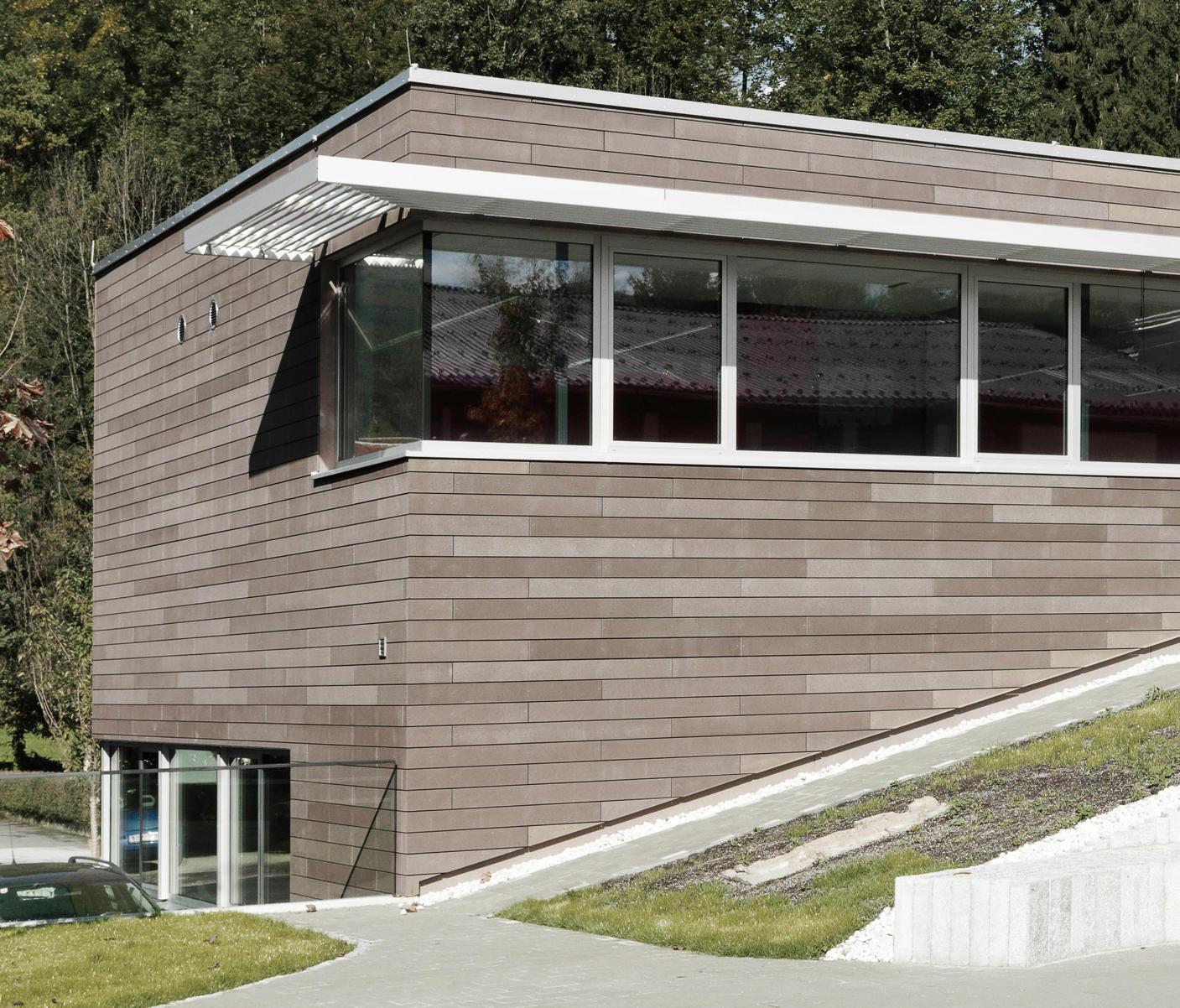 POLYTECHNISCHE SCHULE KÖSSEN - Facade design from Rieder | Architonic
