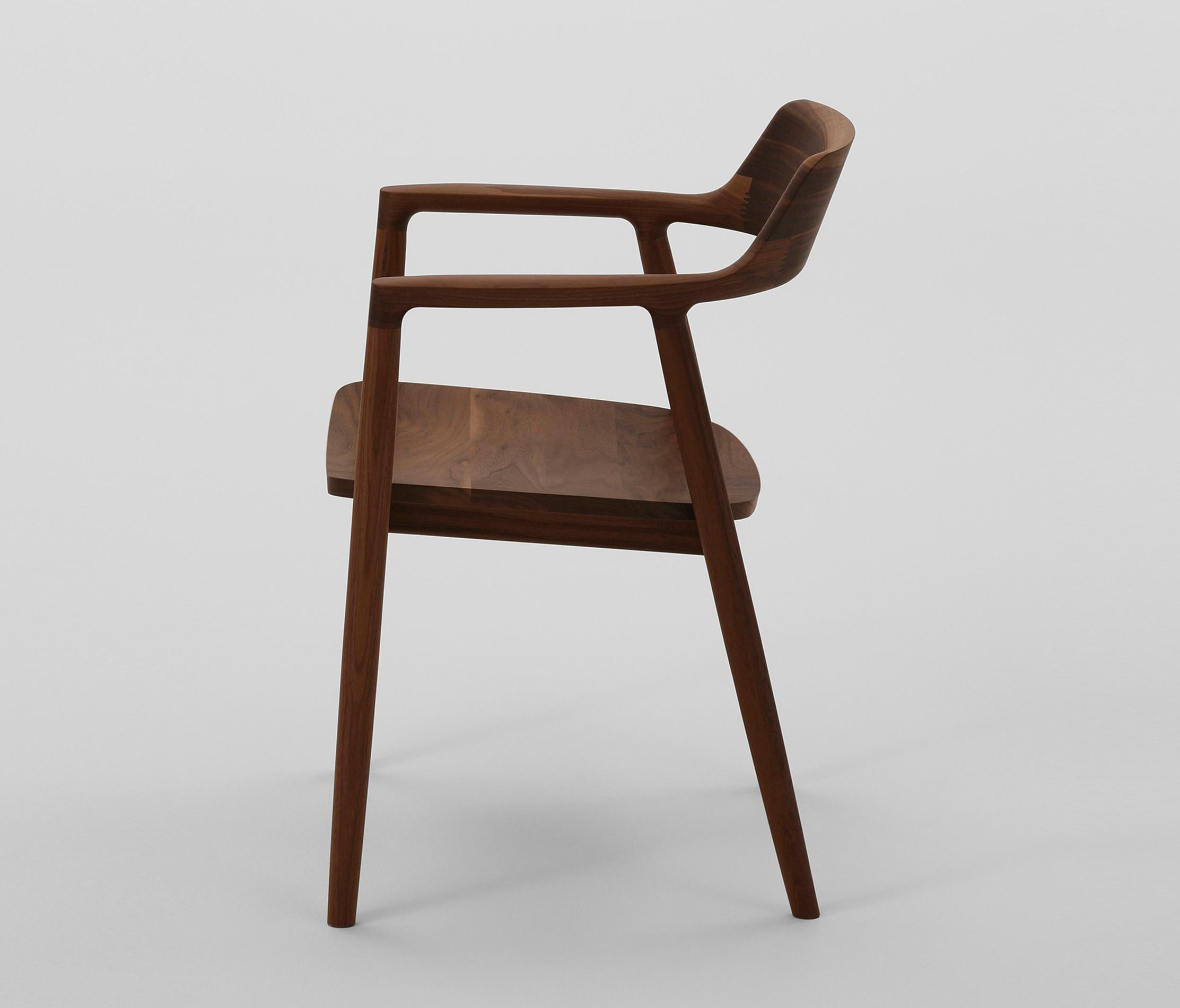 Asian Wood Arm Chairs ~ Hiroshima arm chair high wooden seat restaurant chairs