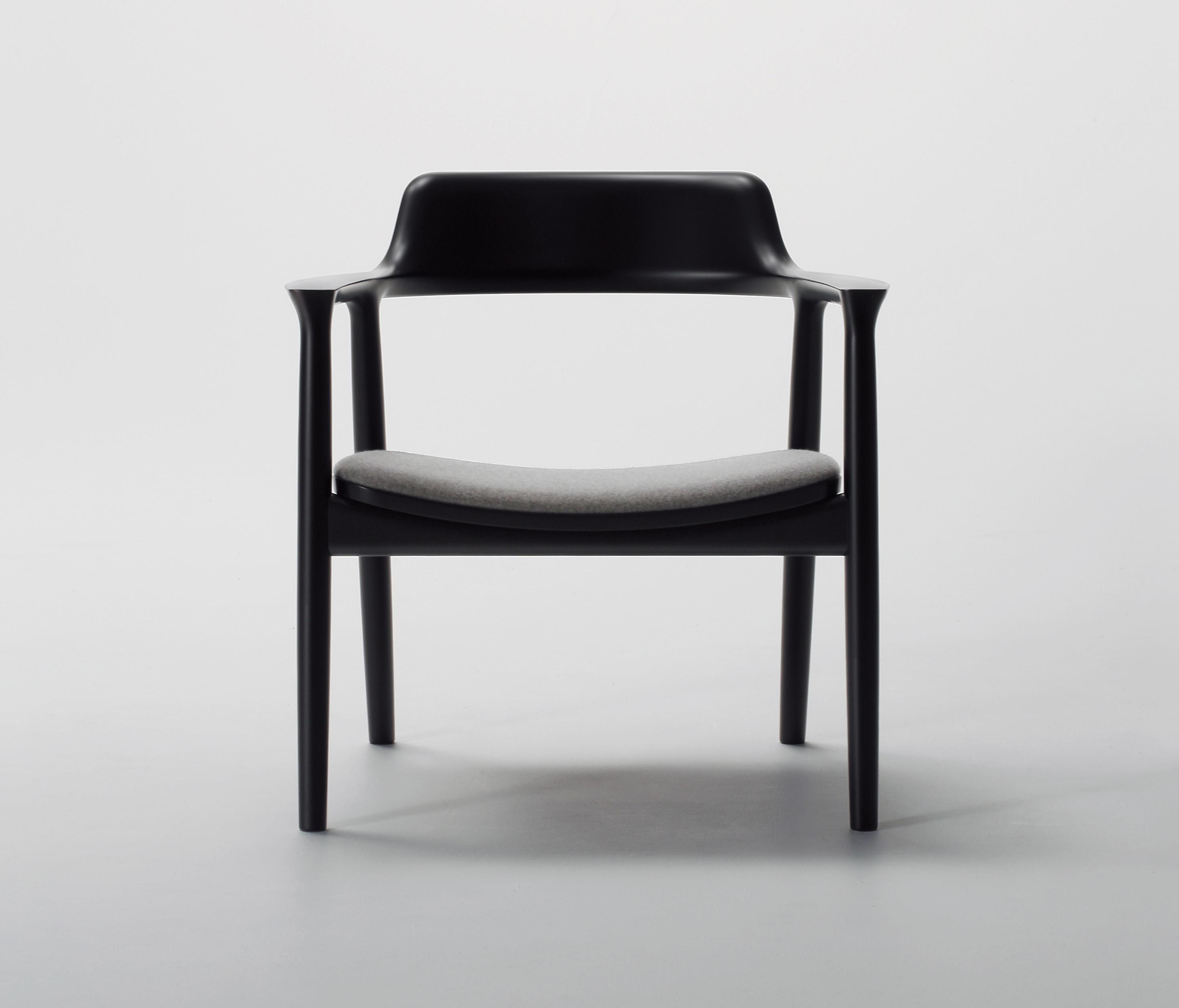 Hiroshima Lounge Chair Armchairs From Maruni Architonic