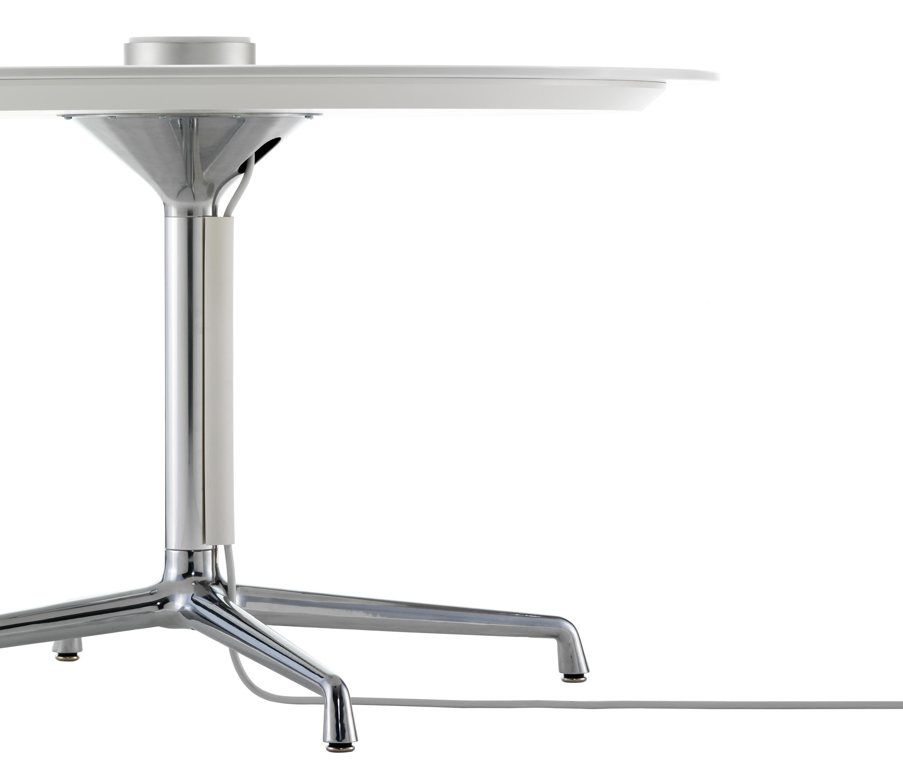 SW 1 CONFERENCE TABLE ROUND Conference tables from Coalesse