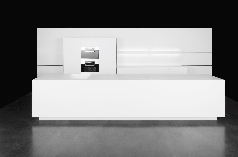 Bespoke Kitchen Designers Corian Bespoke Kitchens From Eggersmann Architonic