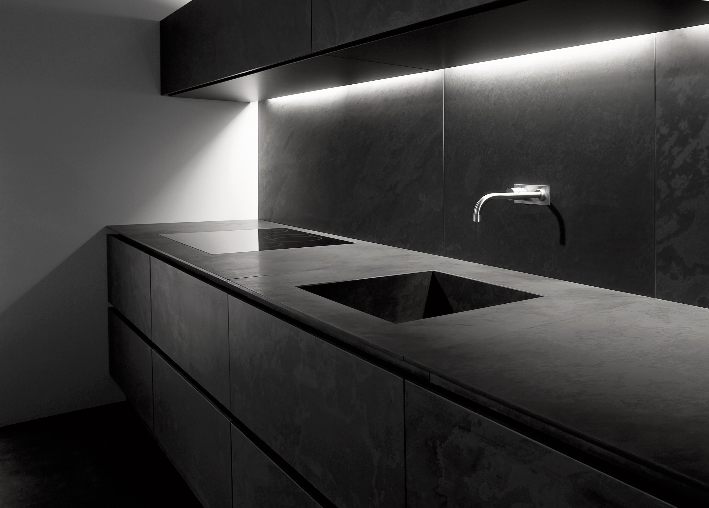slate island kitchens from eggersmann architonic. Black Bedroom Furniture Sets. Home Design Ideas