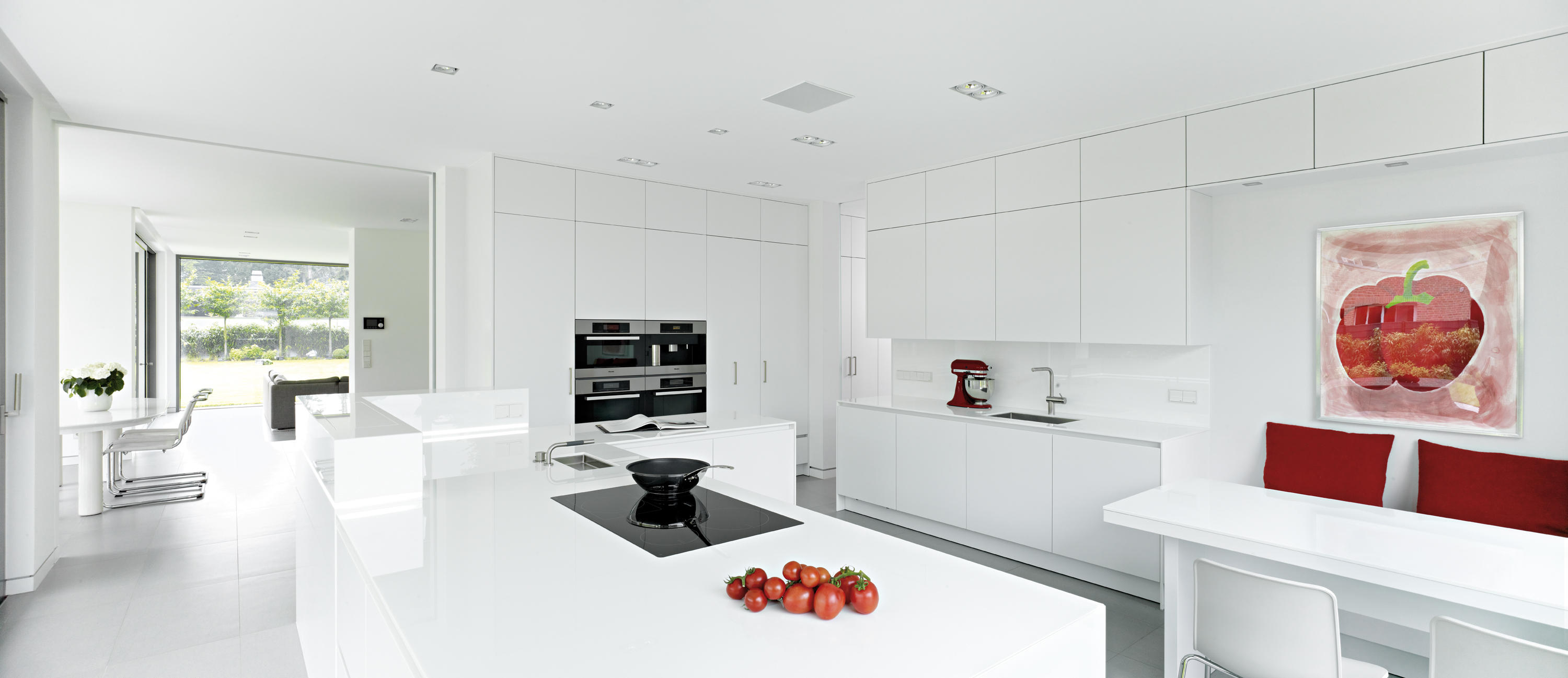 Haus Dusseldorf Bespoke Kitchens From Eggersmann Architonic