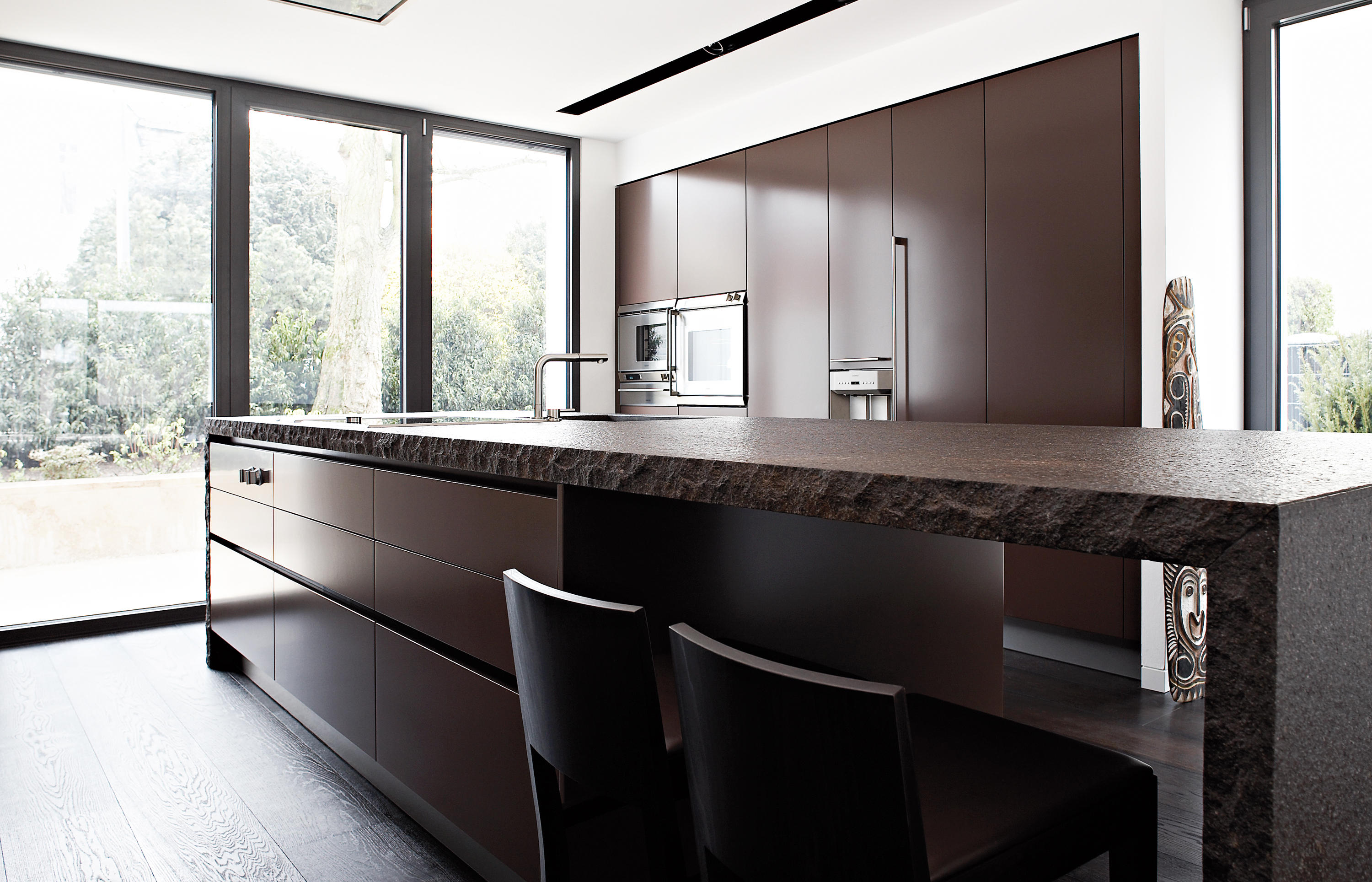 Villa Wiesbaden Island Kitchens From Eggersmann Architonic