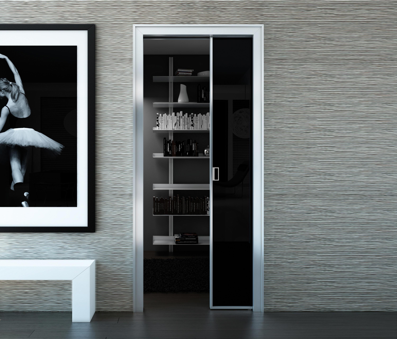 Alien porte scorrevoli interno muro porte per interni aico design architonic - Porte scorrevoli per interno ...