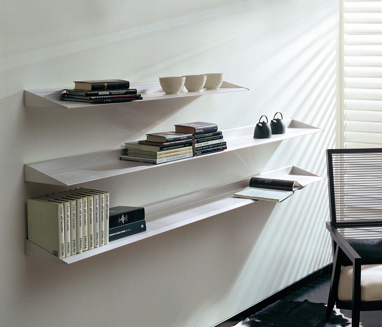 Sistemi Per Mensole.Epomeo Mensole In Alluminio Scaffali Aico Design