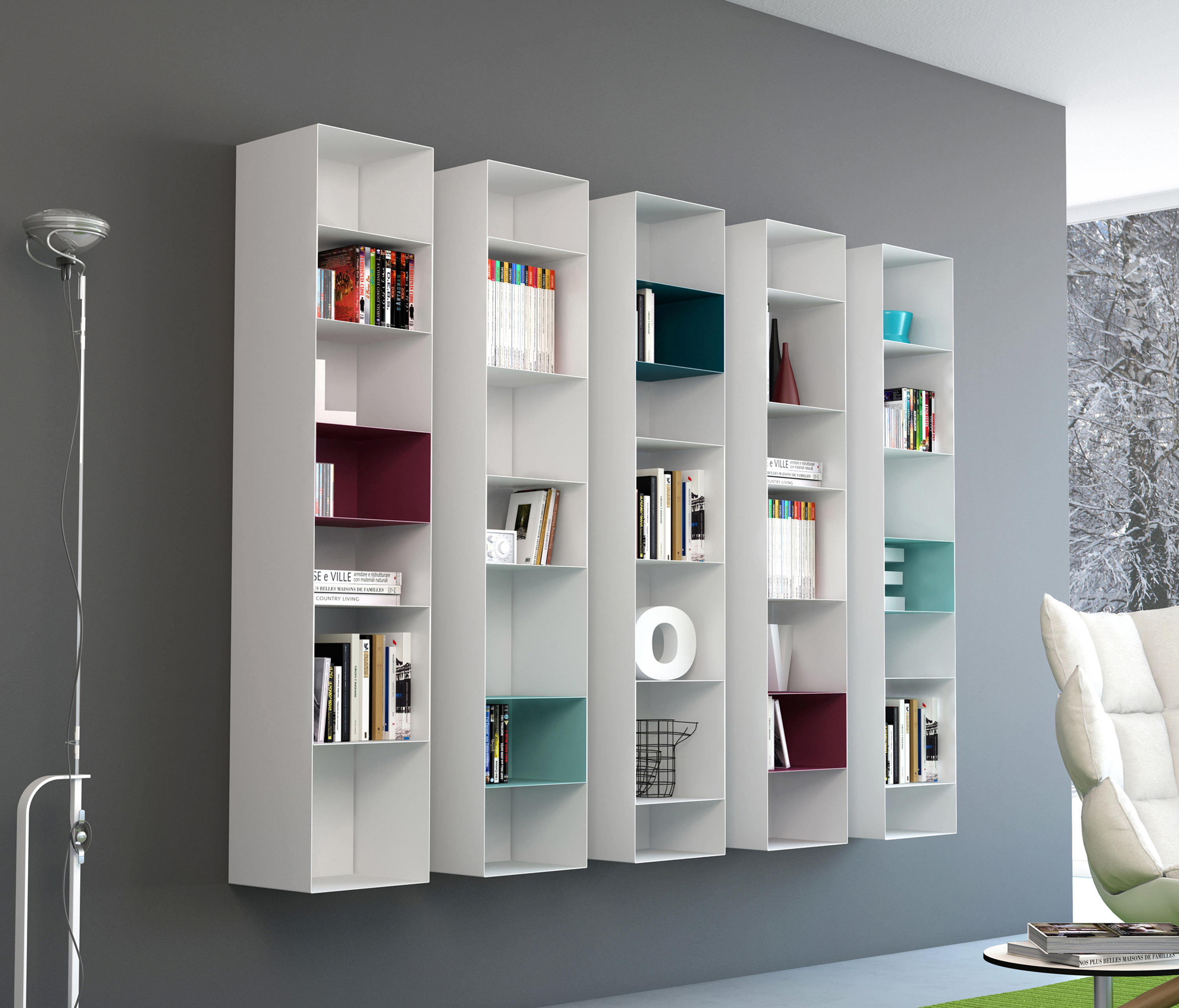 MYBOX - CD racks from Aico Design | Architonic