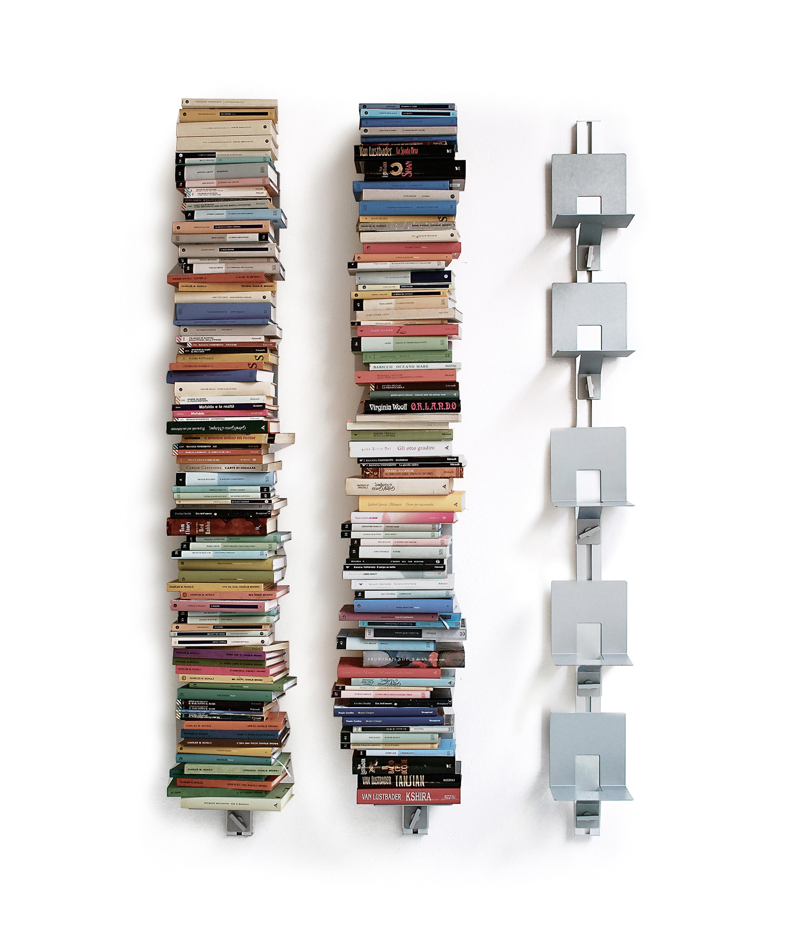 Beau ... Totem | At Wall Book Storage By Aico Design | Shelving ...