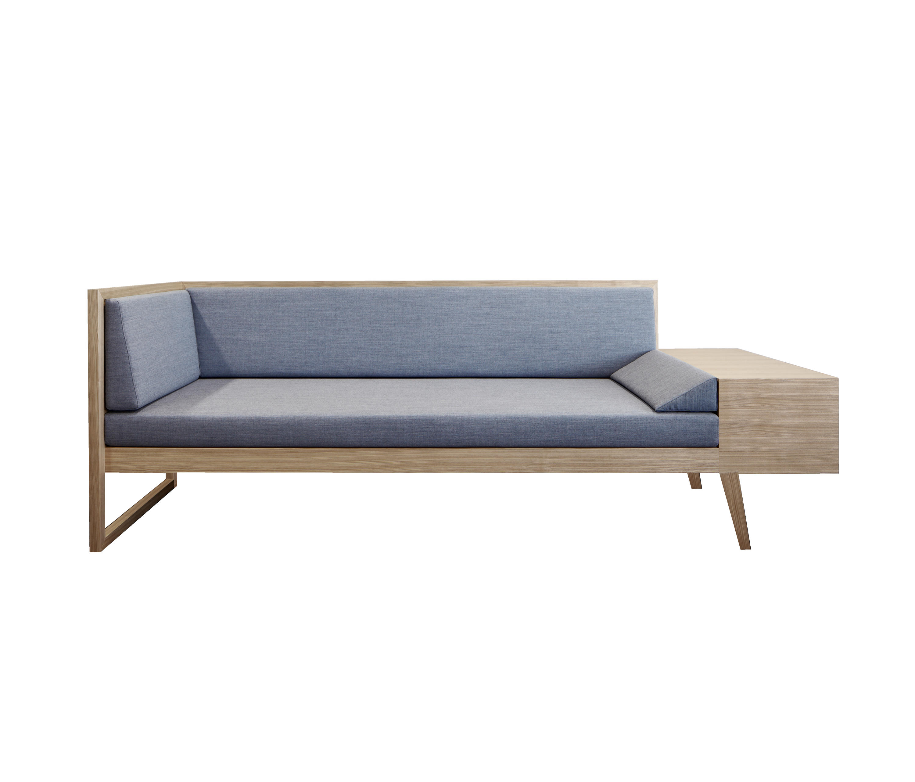 Sofa sophie sofa beds from raum b architektur architonic for Schlafcouch sofa