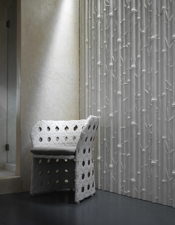 Bamboo pannelli per pareti 3d surface architonic - Tavole adesive per pareti 3d ...