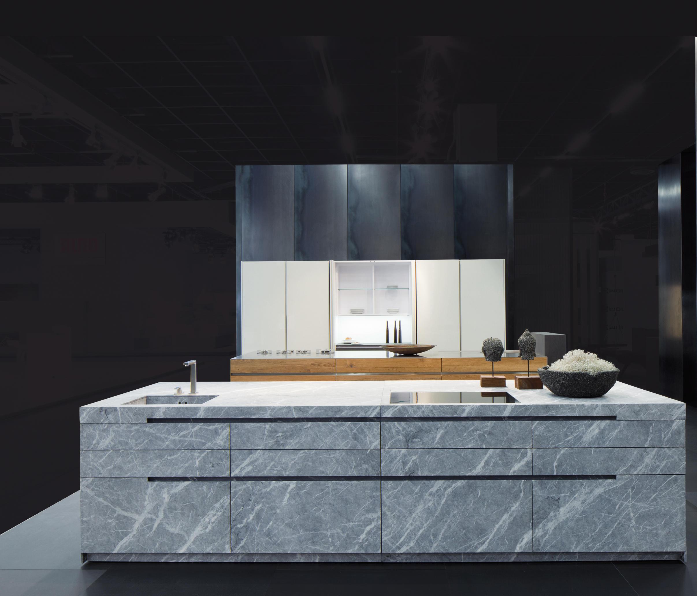 grigio carnico vintage island kitchens from eggersmann. Black Bedroom Furniture Sets. Home Design Ideas