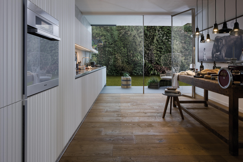 Gamma ambiente 2 cucine a parete arclinea architonic - Cucine a parete ...