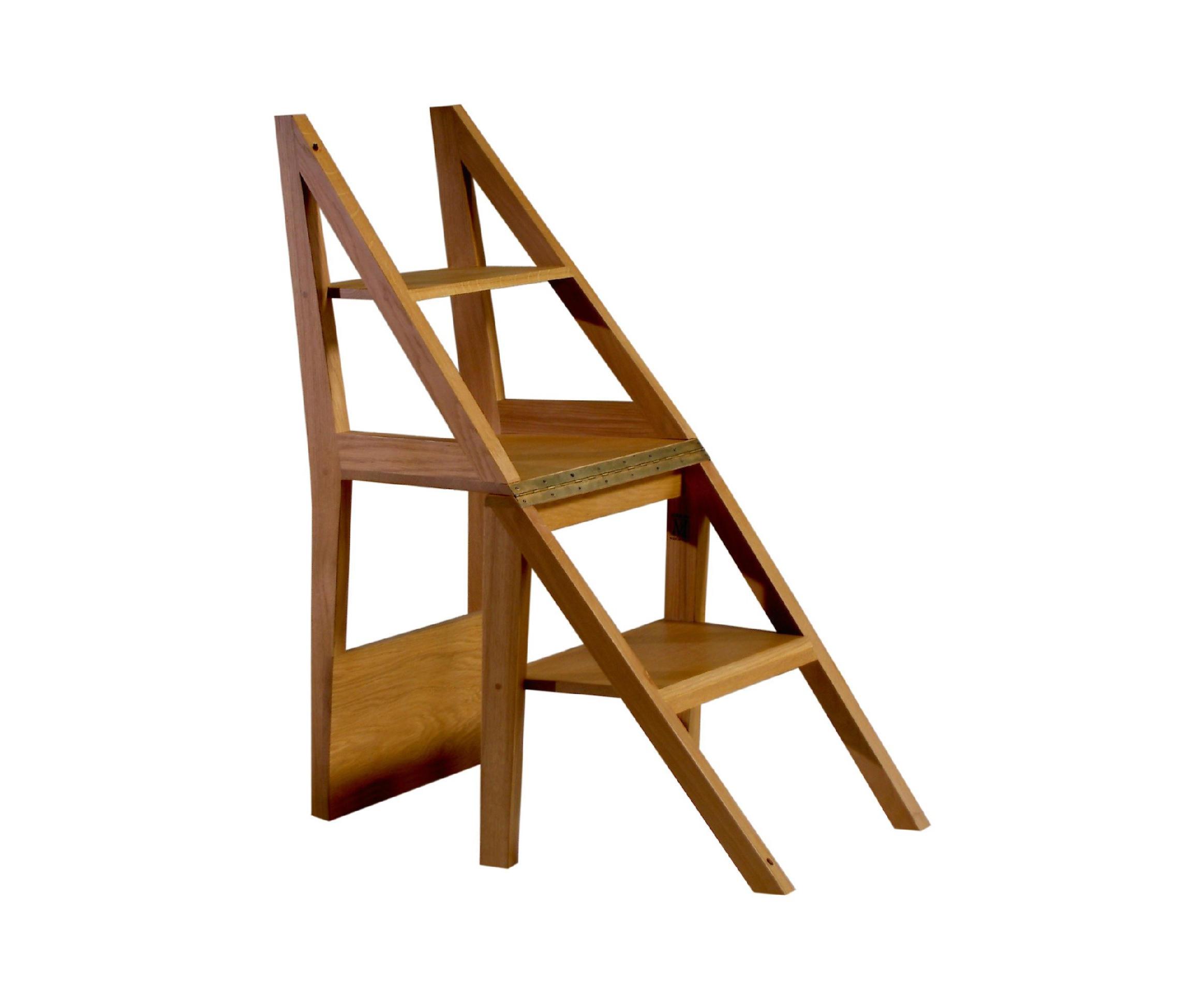 Как сделать деревянную стремянку своими руками - пошаговая