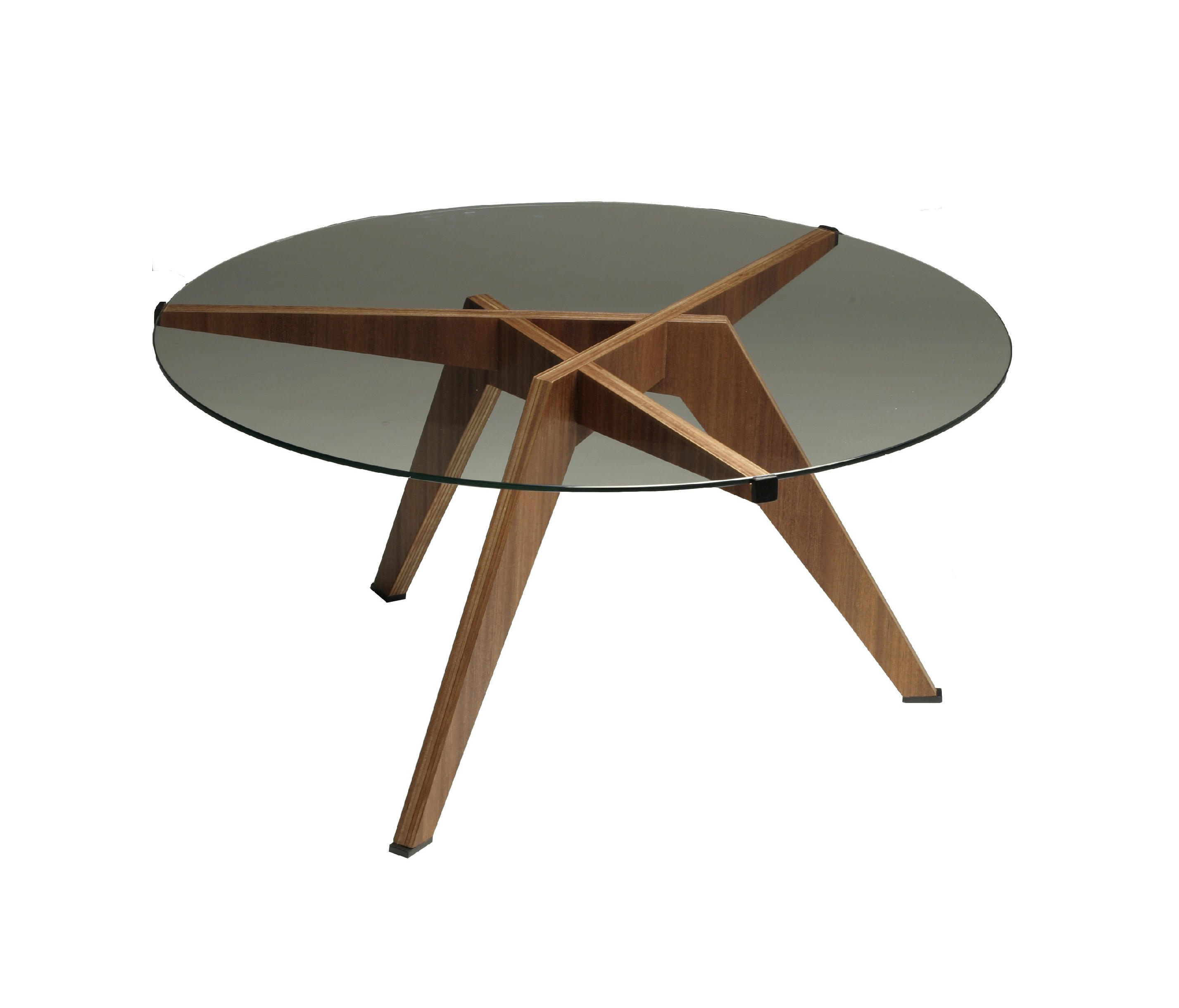 BOOMERANG SIDETABLE Coffee tables from Morelato