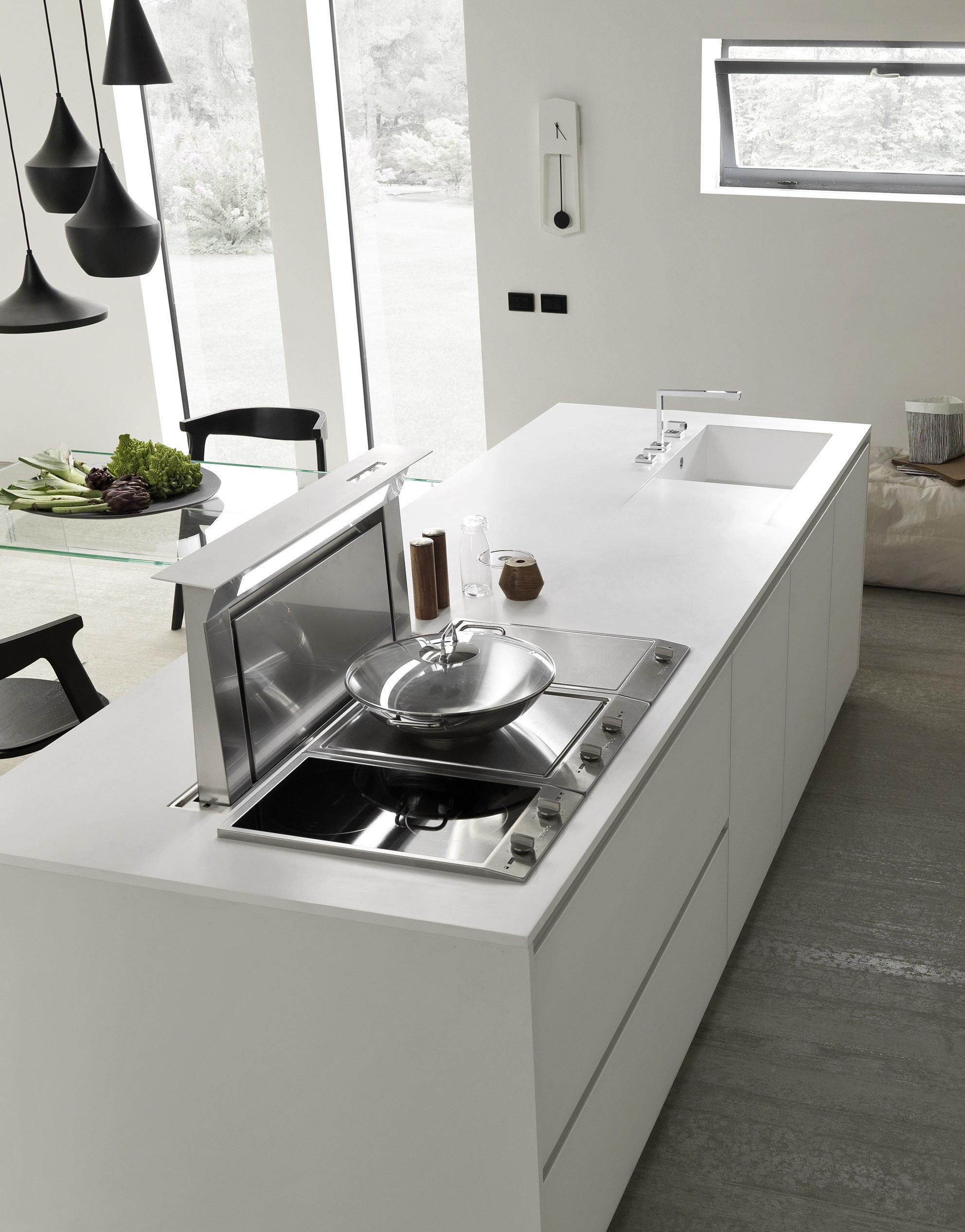 K_GOCCIA VETRO - Einbauküchen von Meson\'s Cucine | Architonic