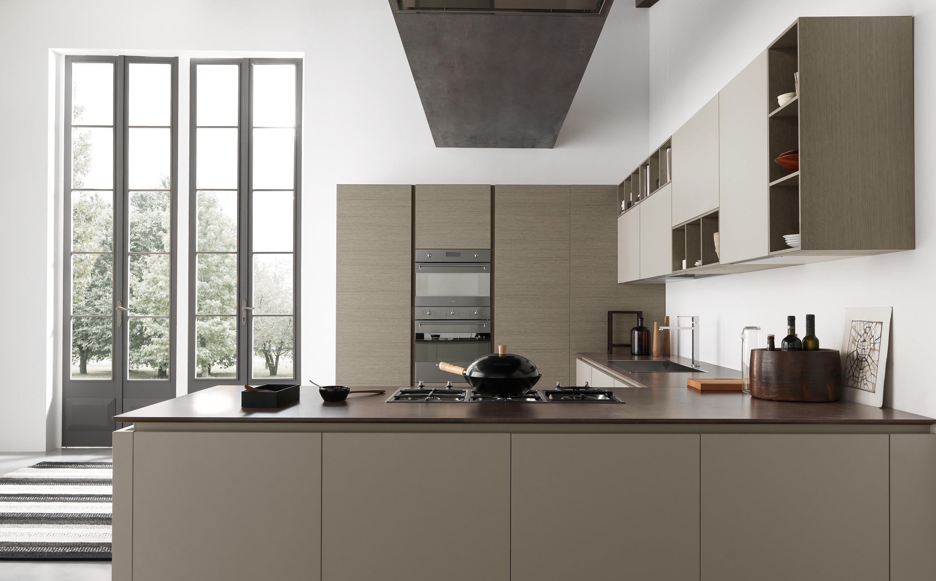 M 26 Gola Fitted Kitchens From Meson S Cucine Architonic
