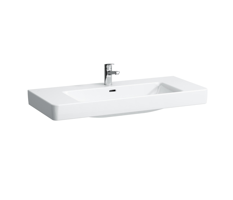 Laufen pro s lavabo poser sur meuble lavabos de for Lavabo sur meuble