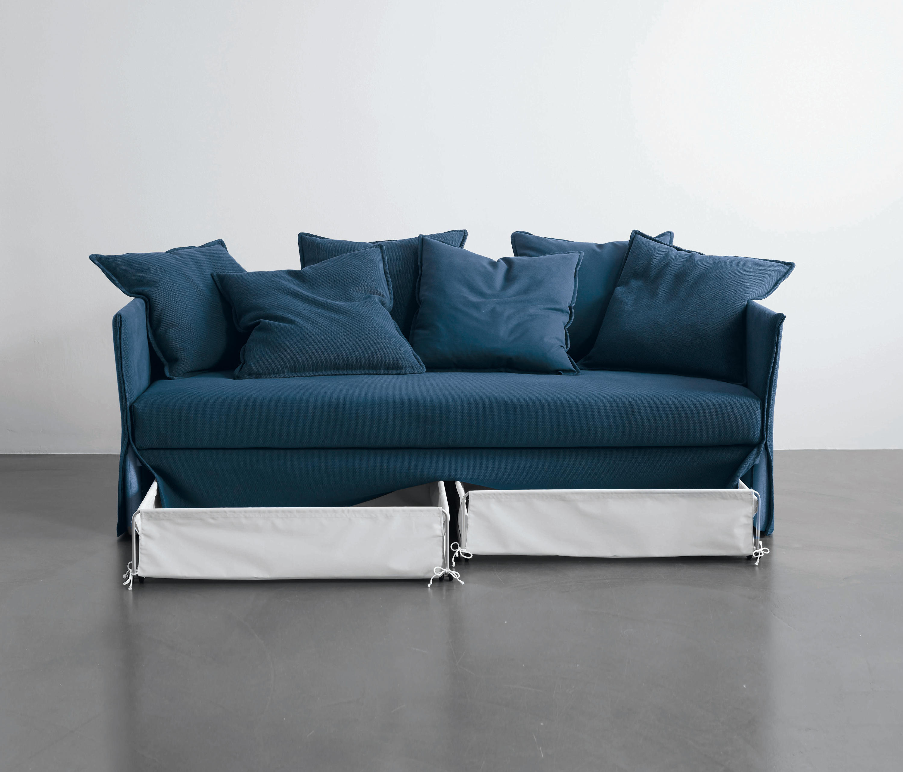 Fox sofa bed sofa beds from meridiani architonic Rotes sofa kiel