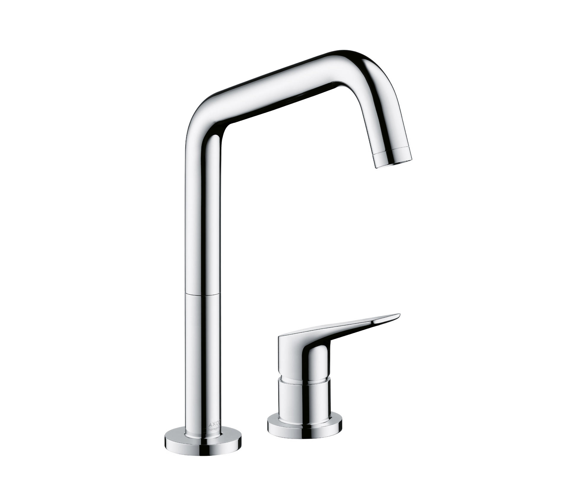 Axor Citterio M 2 Hole Kitchen Mixer Dn15 Kitchen Taps From Axor