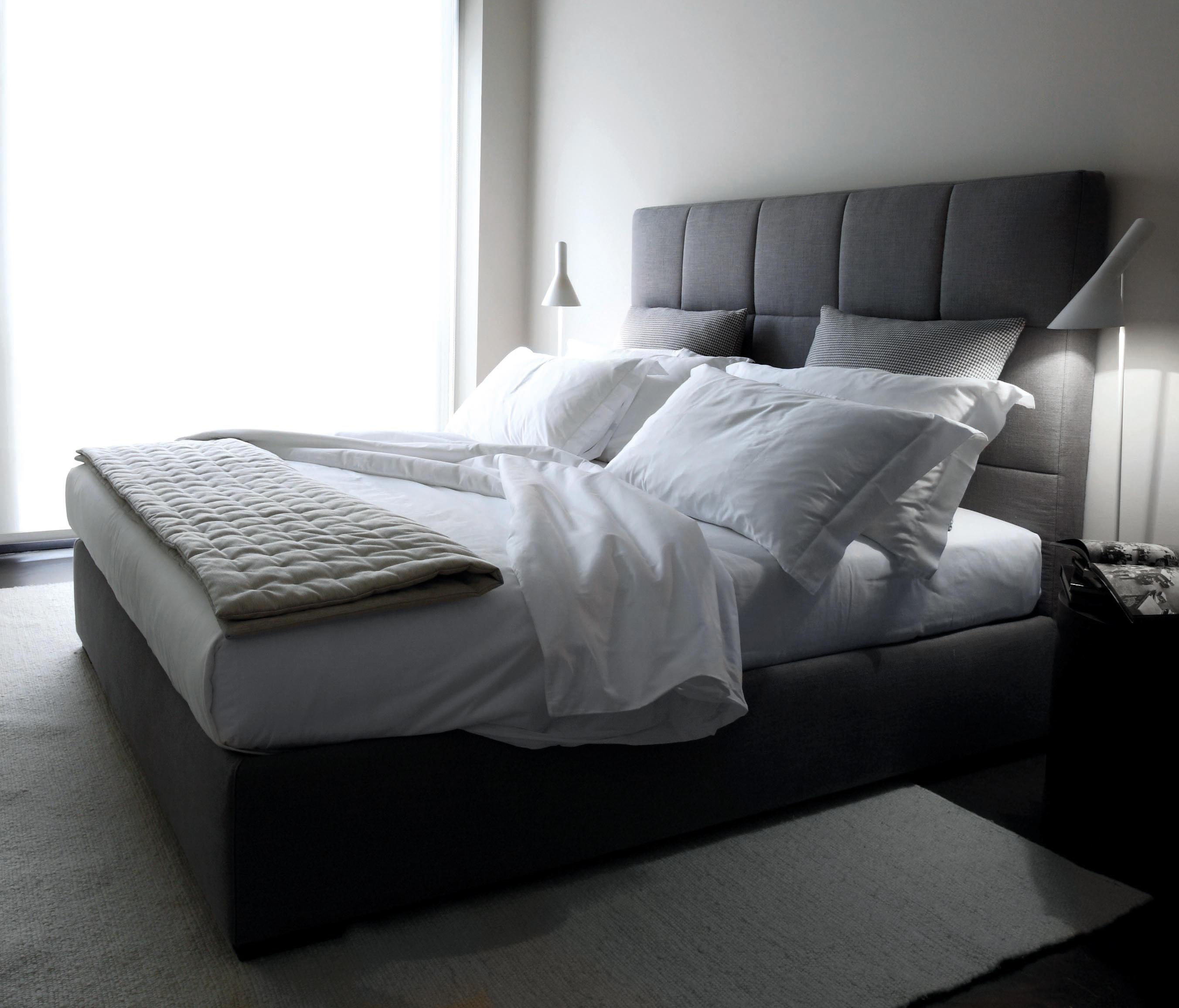 Bard Bed Double Beds From Meridiani Architonic