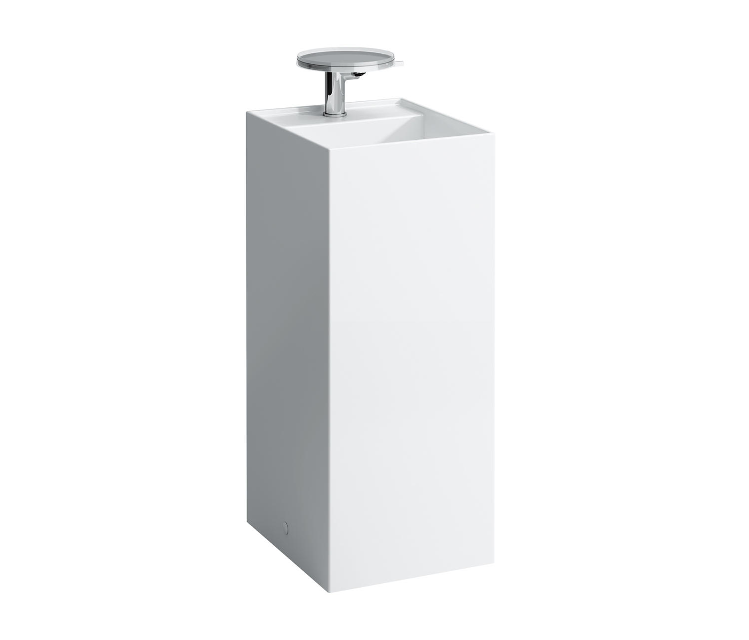 KARTELL BY LAUFEN | FREESTANDING WASHBASIN - Wash basins from Laufen ...