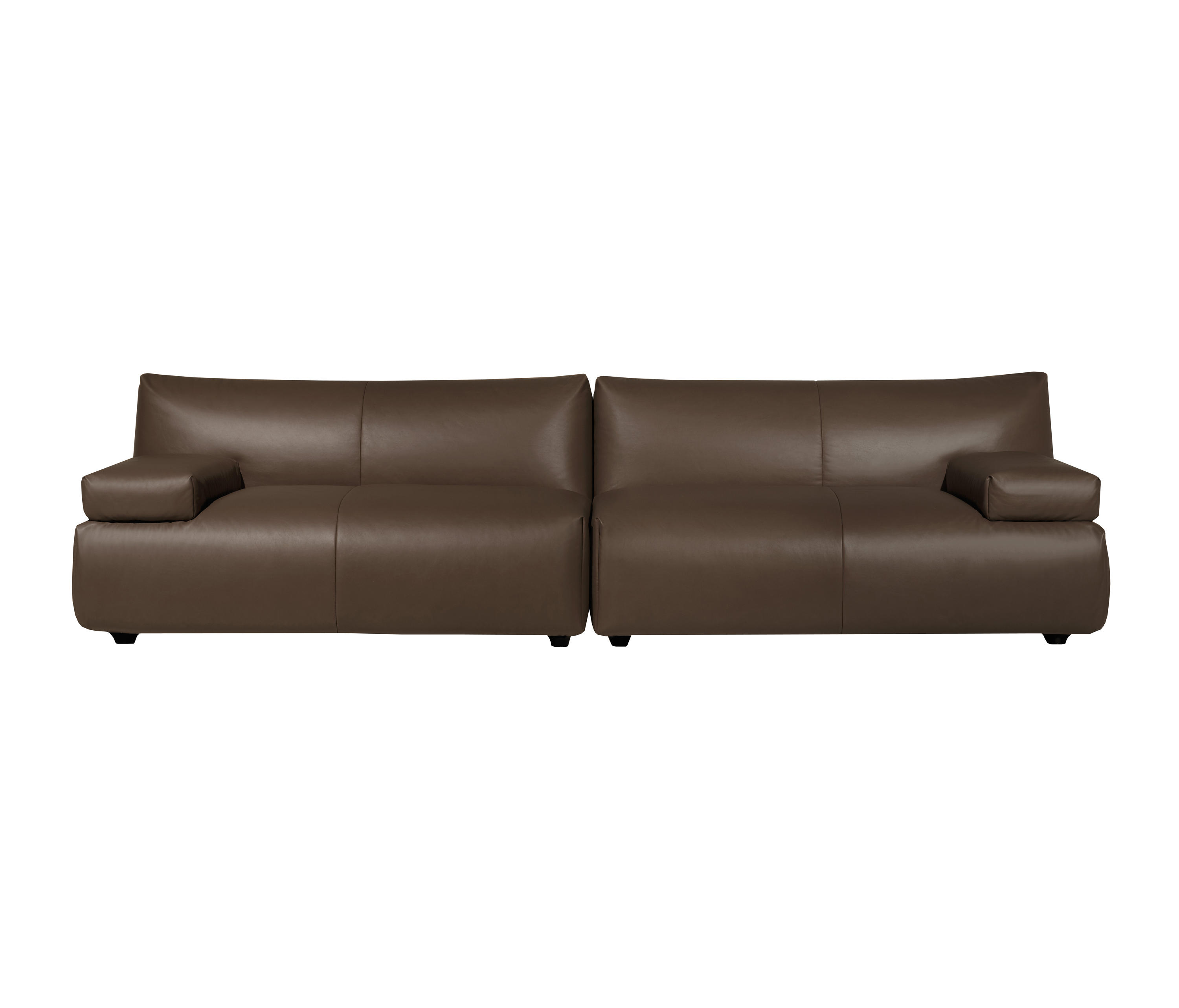 ottoman set taupe with couch sofa tan pin sectional piece bacarat