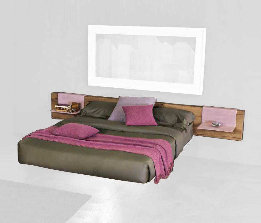 FLUTTUA WILDWOOD_BED - Double beds from LAGO | Architonic